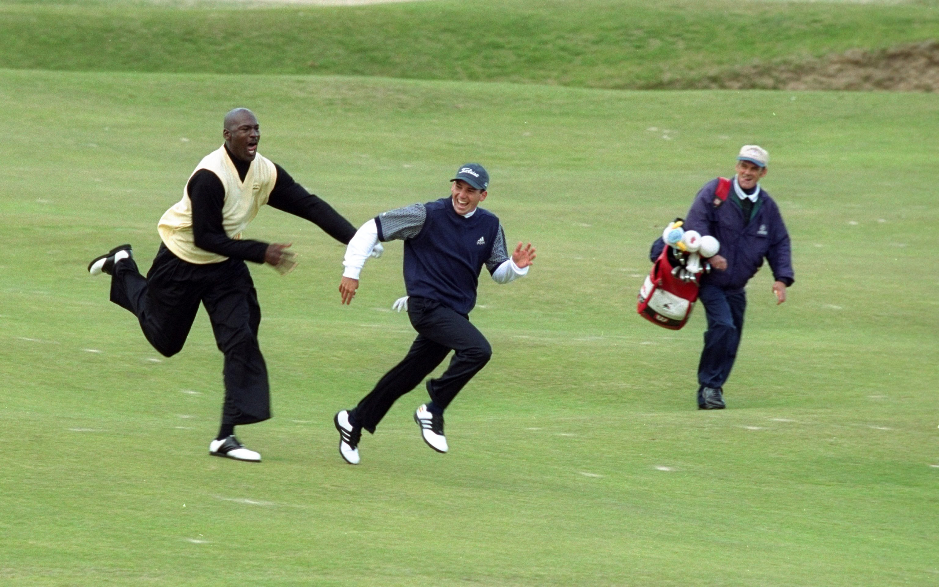 Michael Jordan is so fed up at his country club that he may build his own golf course