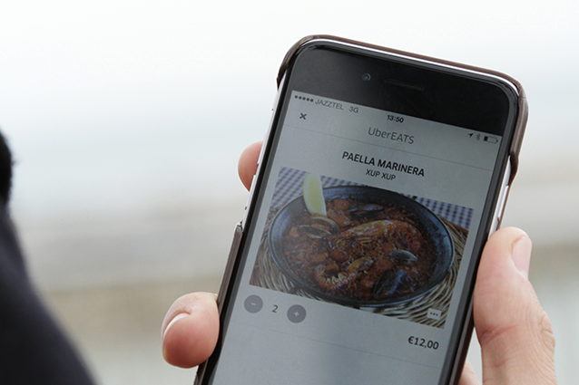 UberEATS Hits Barcelona; Kid Chef Flynn McGarry Pops Up in NYC