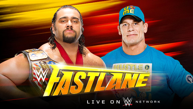 Can John Cena win the WWE United States Title from the evil foreigner Rusev?