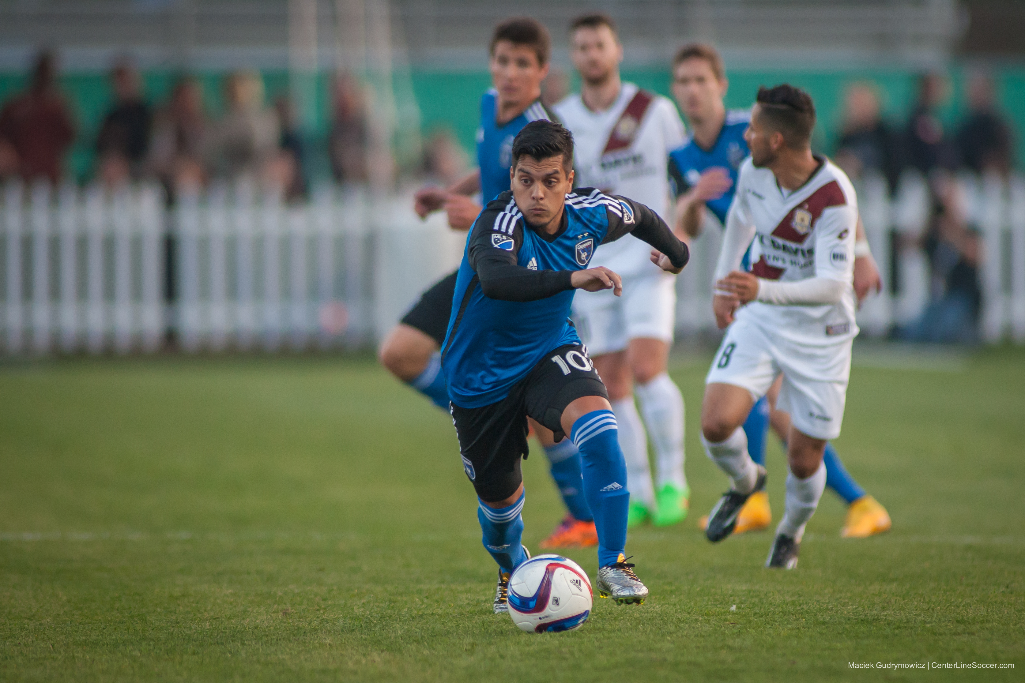 MPG scores the game-winner for the Quakes