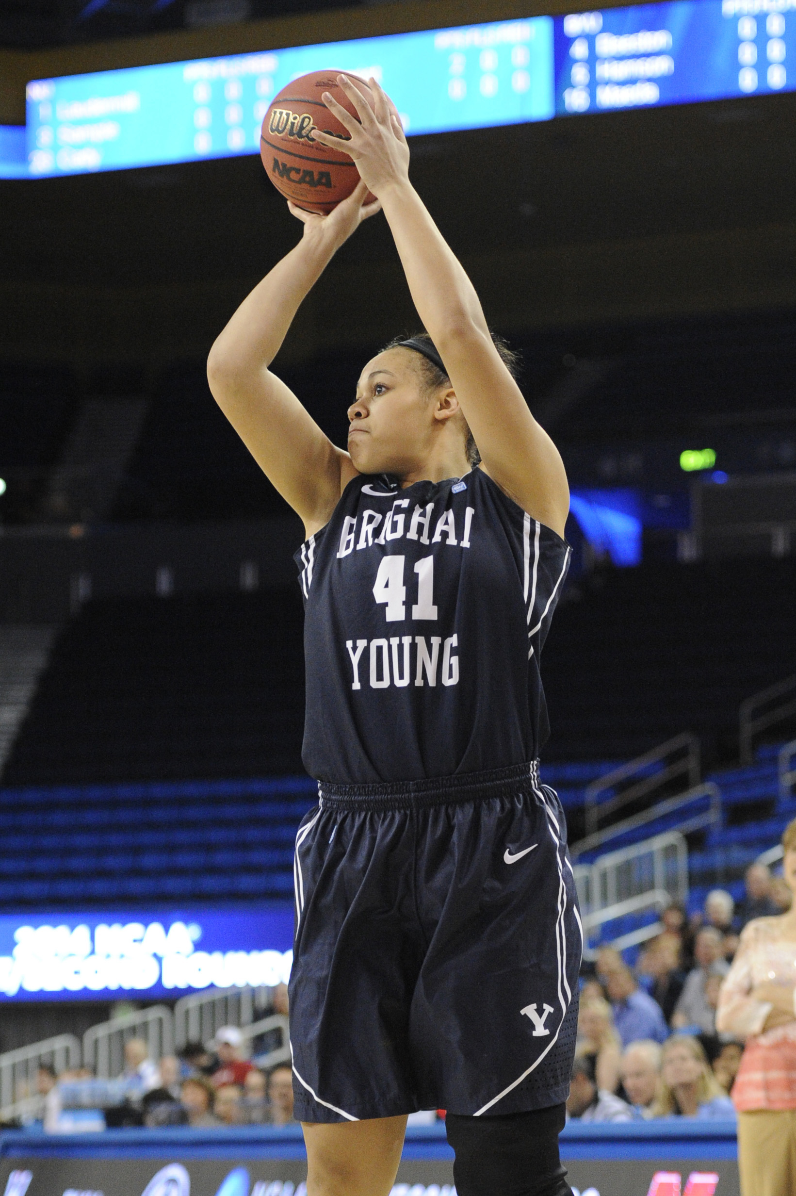 Morgan Bailey leaves the Cougars after scoring over 1,000 points in her career