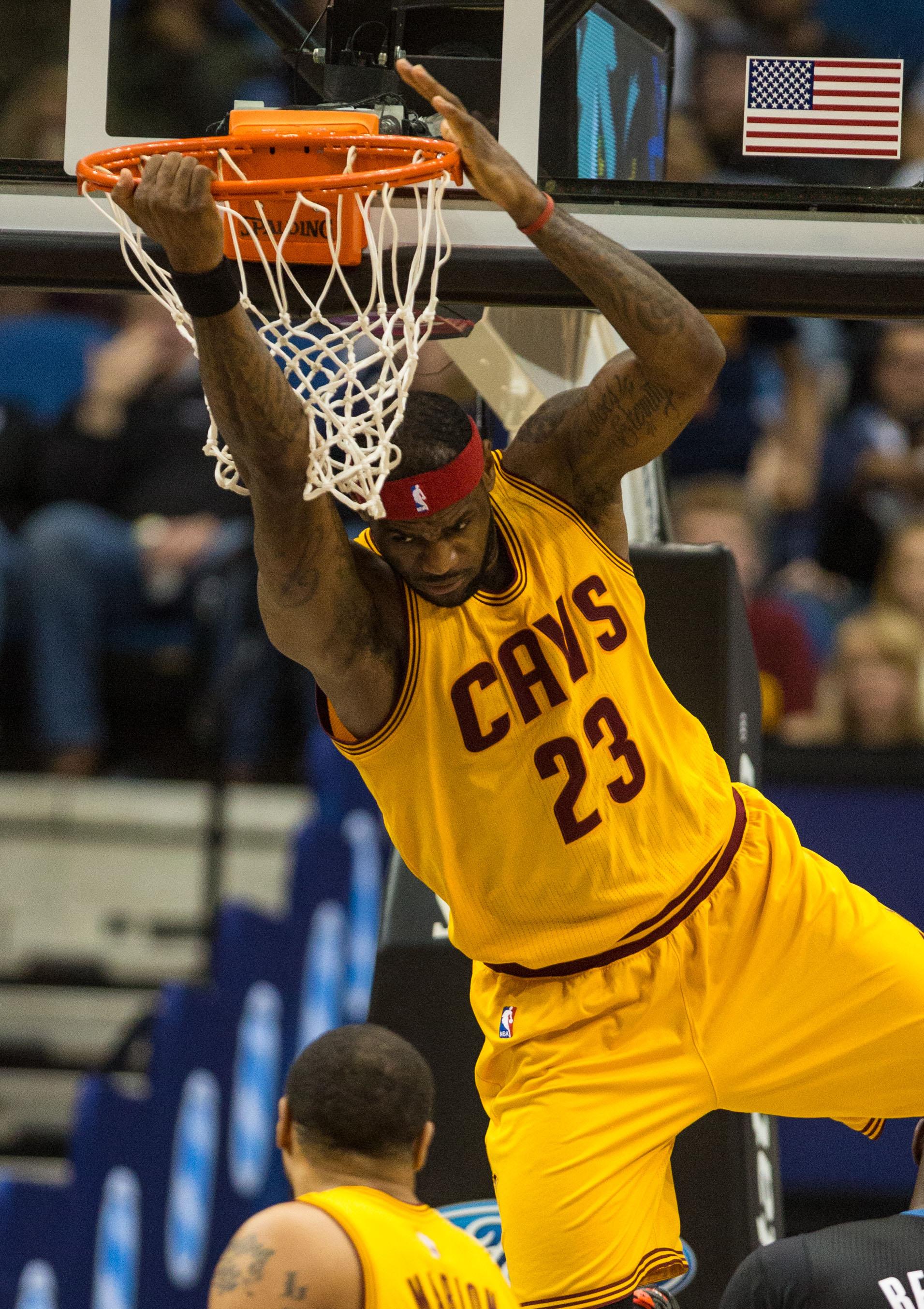 NBA power rankings: Cavaliers break into the top 5