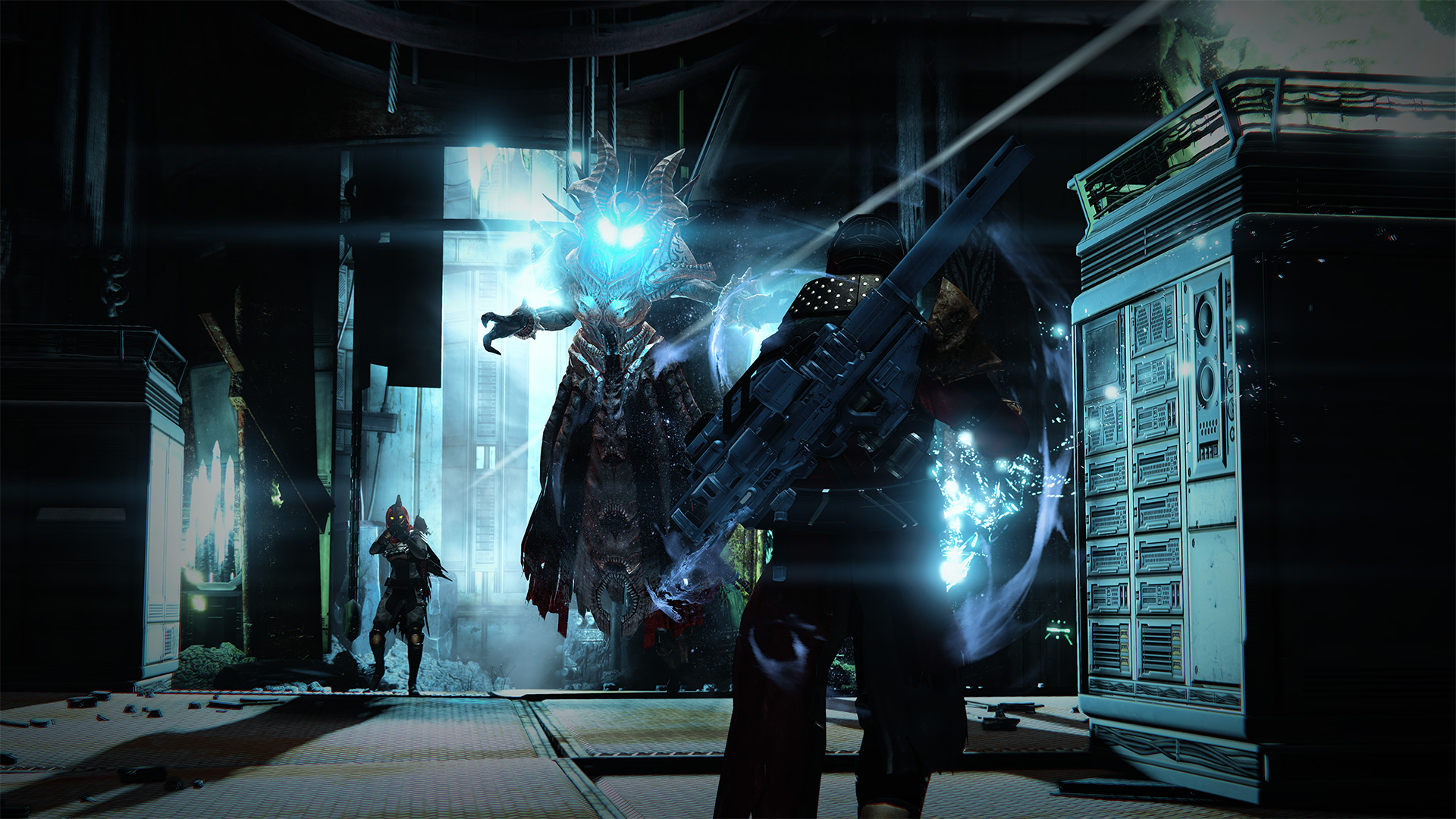 A horrible person deleted a fifth-grader's Destiny characters