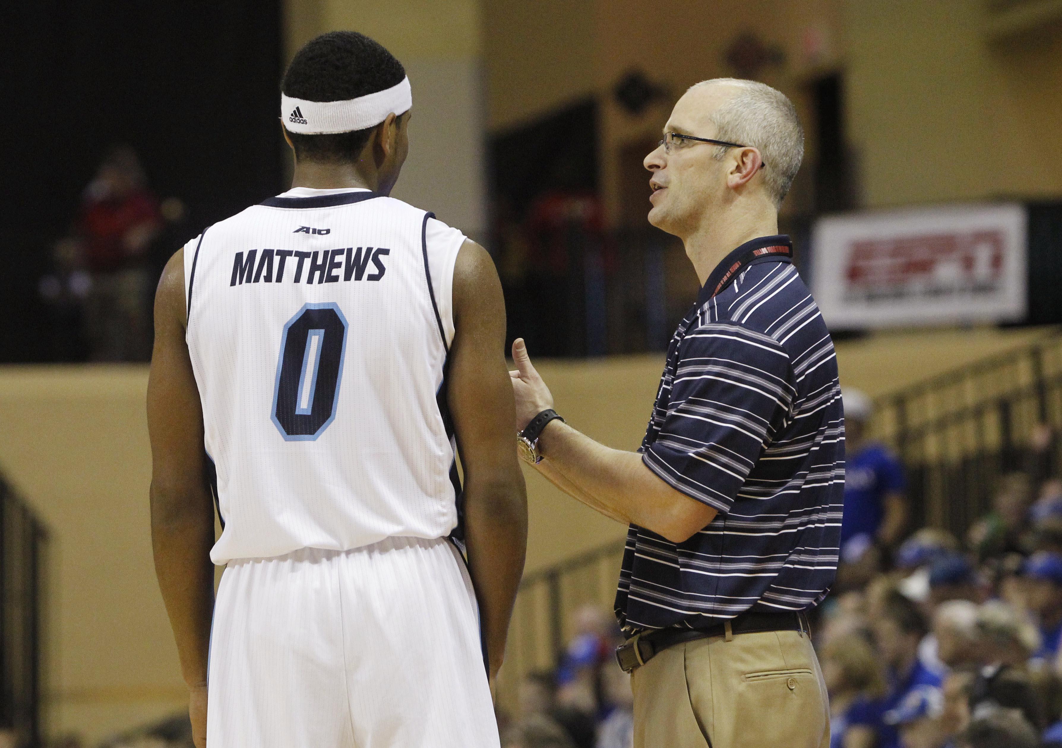 Dan Hurley is ushering in the rebirth of Rhode Island basketball