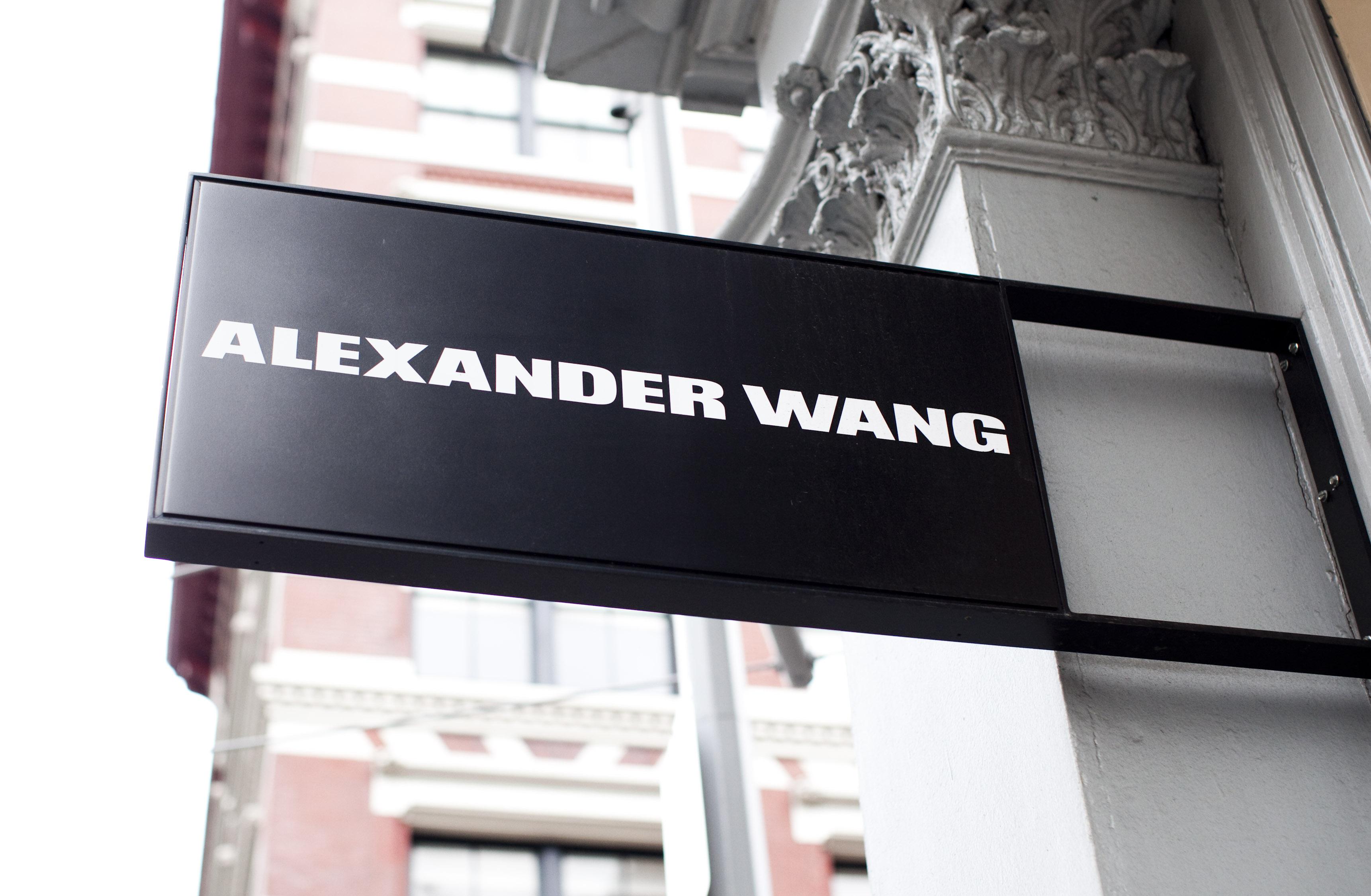Alexander Wang - Racked NY