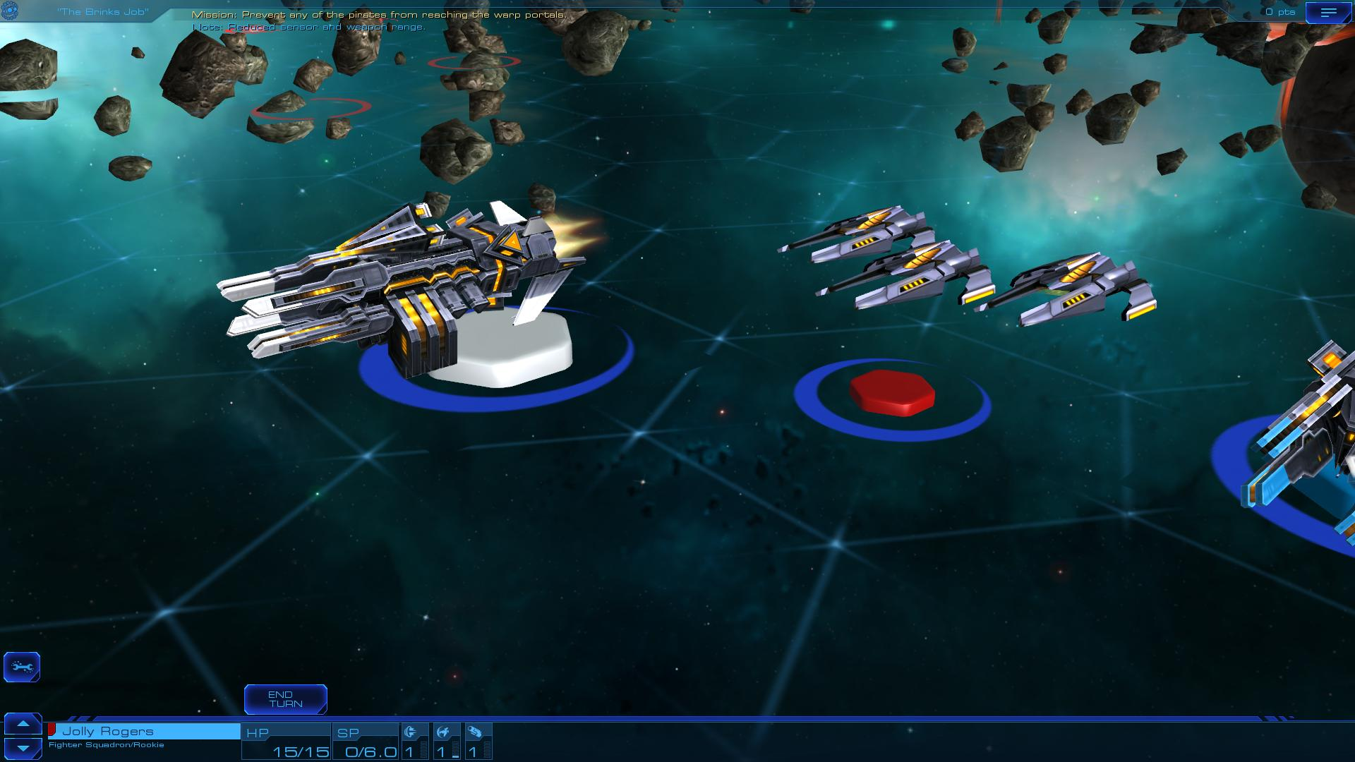 We engage with Sid Meier's Starships (correction)