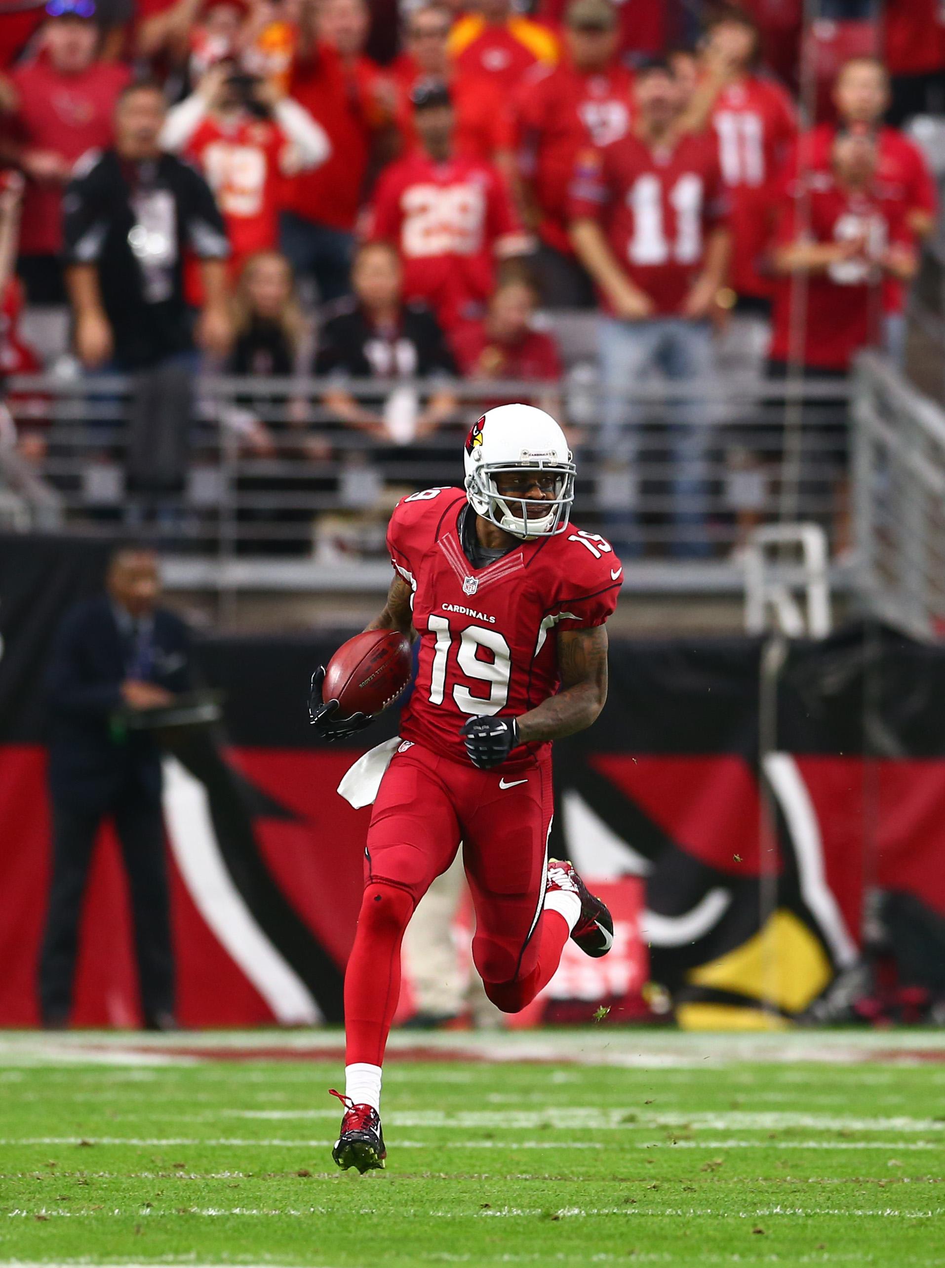 Cardinals release wide receiver Ted Ginn Jr.