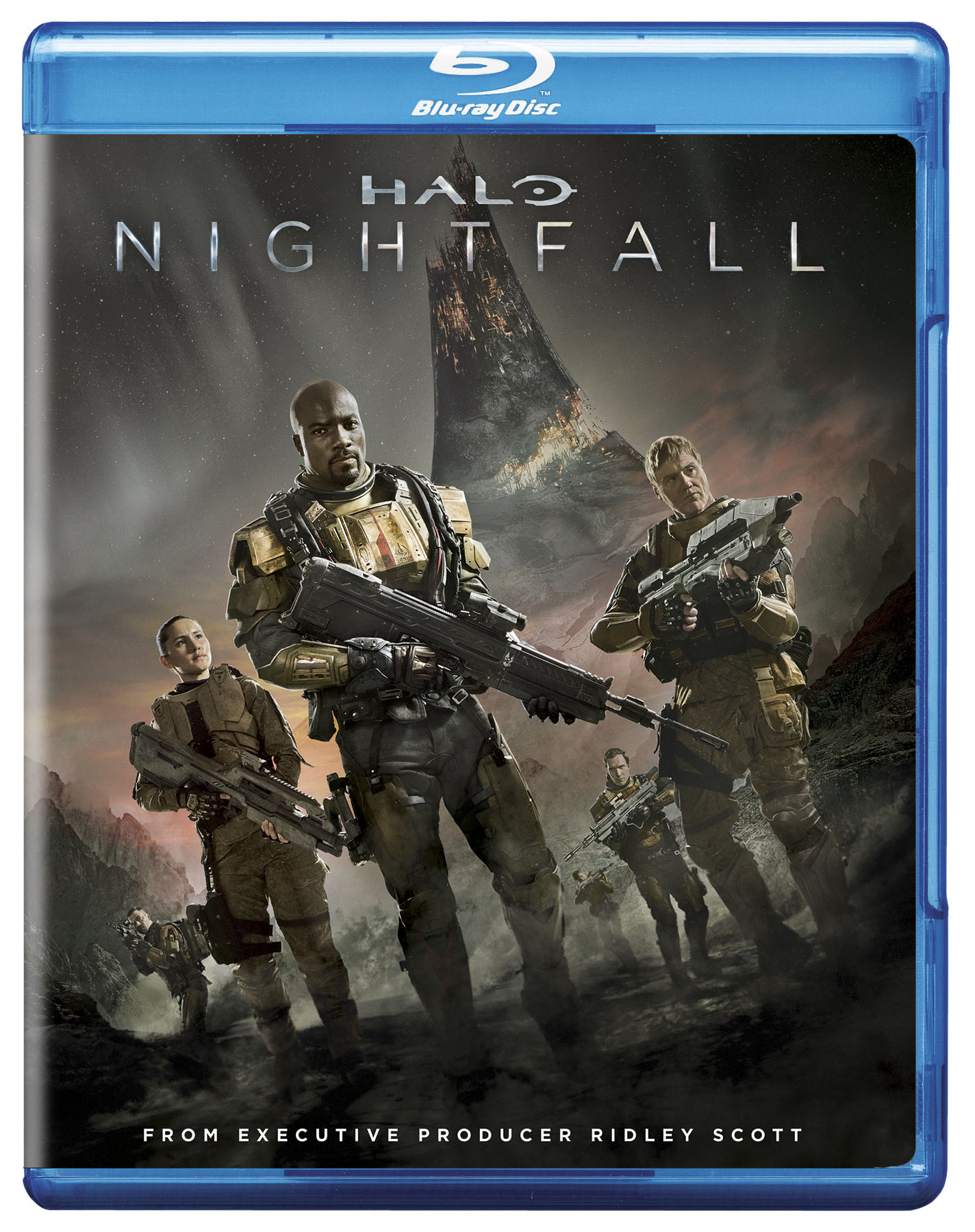 Halo: Nightfall comes to DVD and Blu-ray on March 17