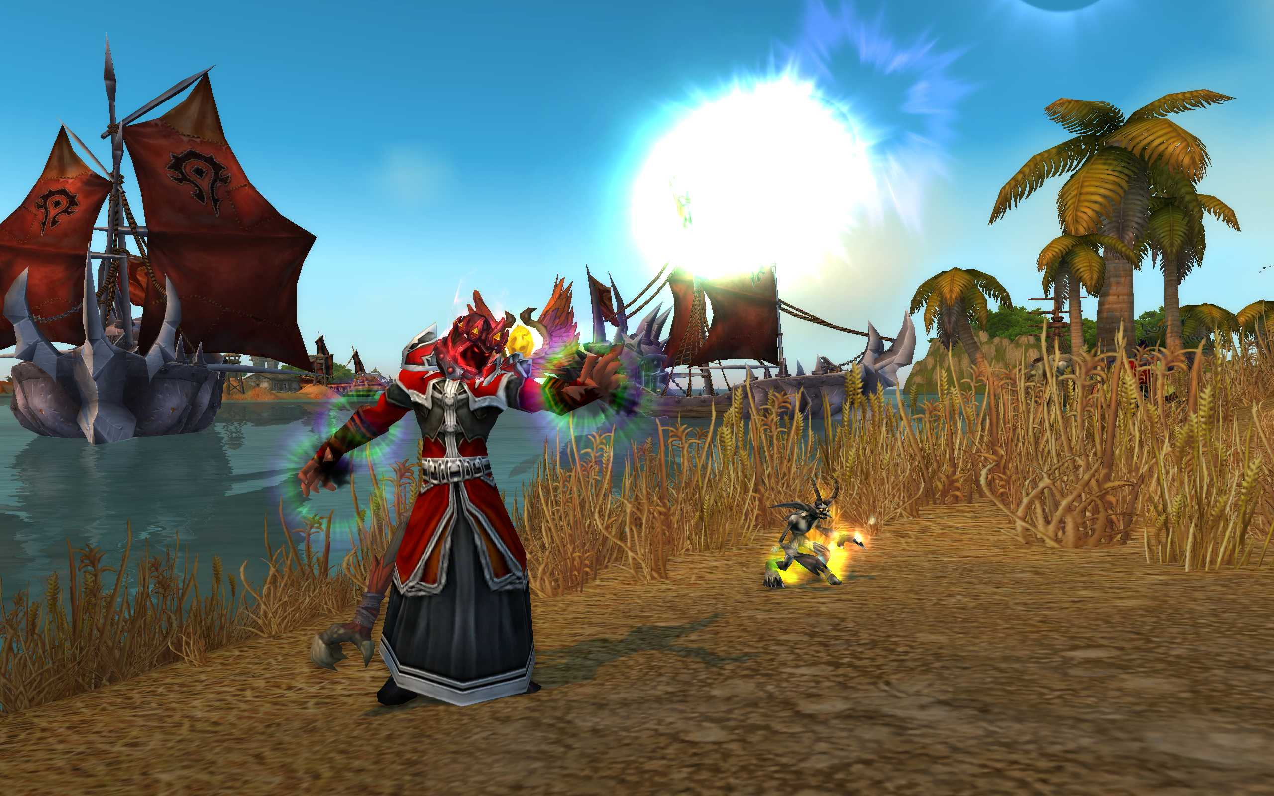 World of Warcraft finally gets a fix for this ancient, annoying bug