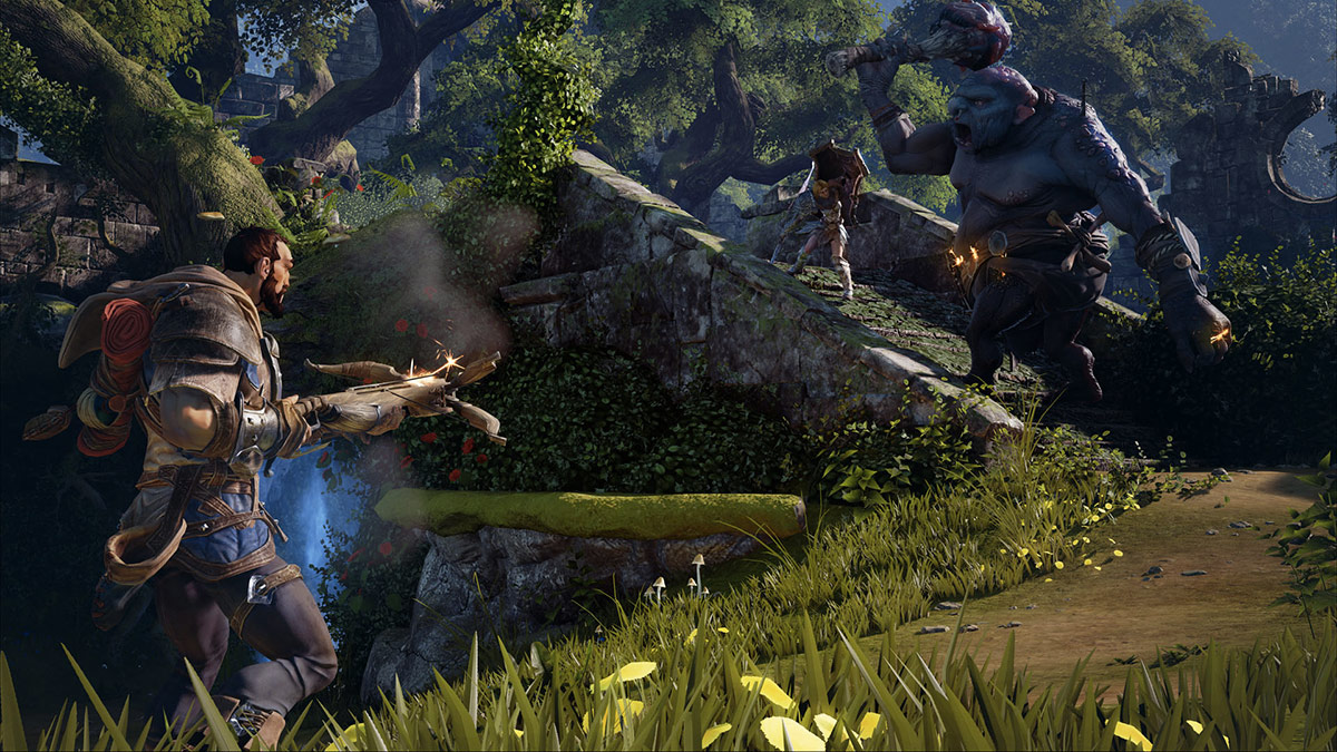 The new Fable will be free-to-play on Xbox One and PC