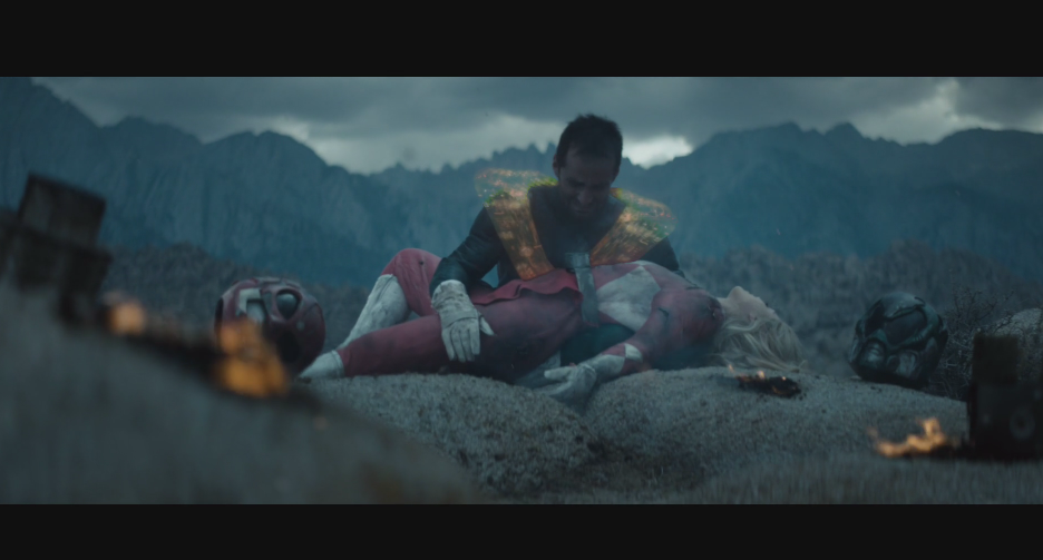 The producer of Power/Rangers responds to YouTube and Vimeo take-down