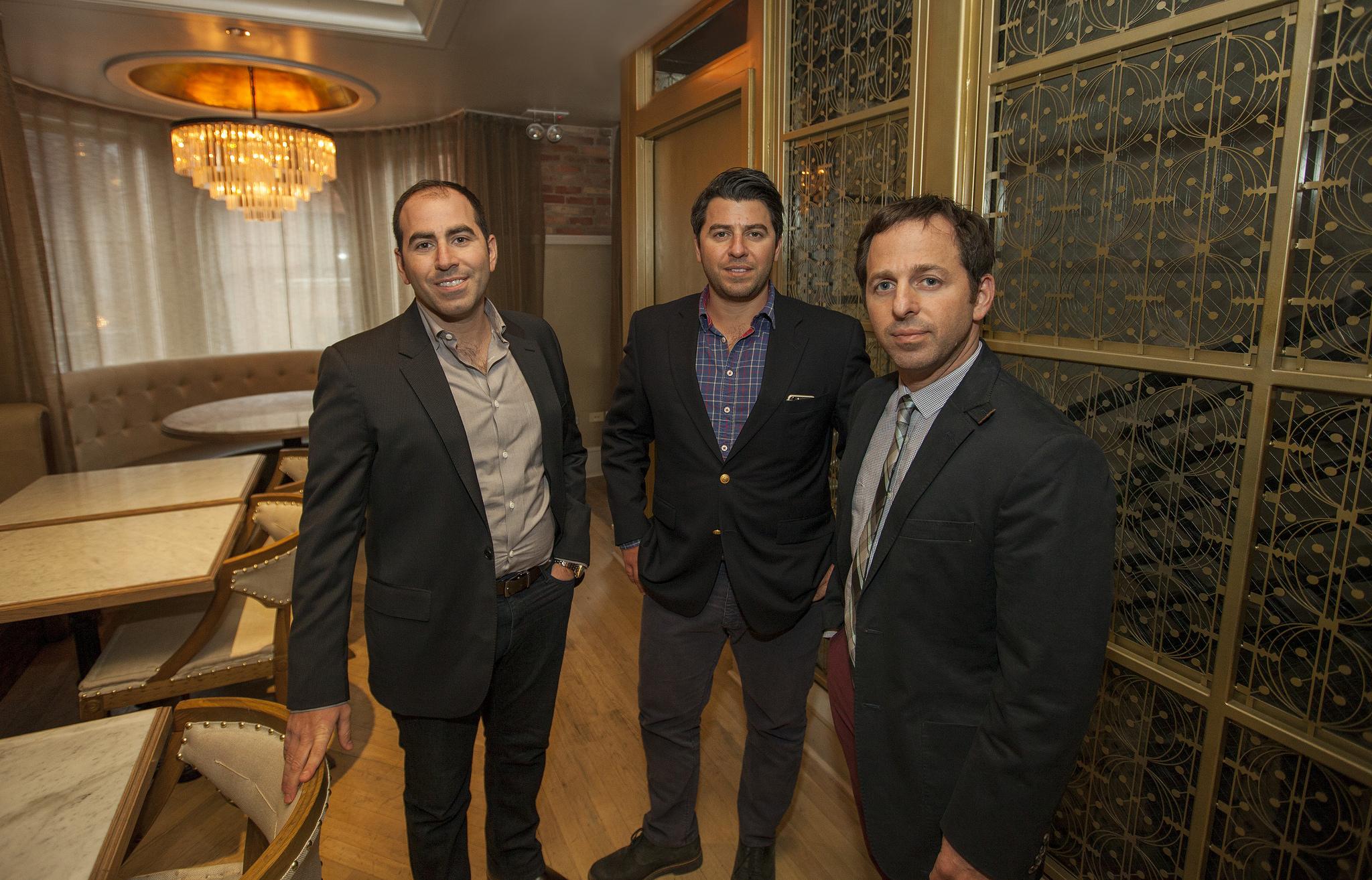 Rafid, Fadi, and Nadir Hindo