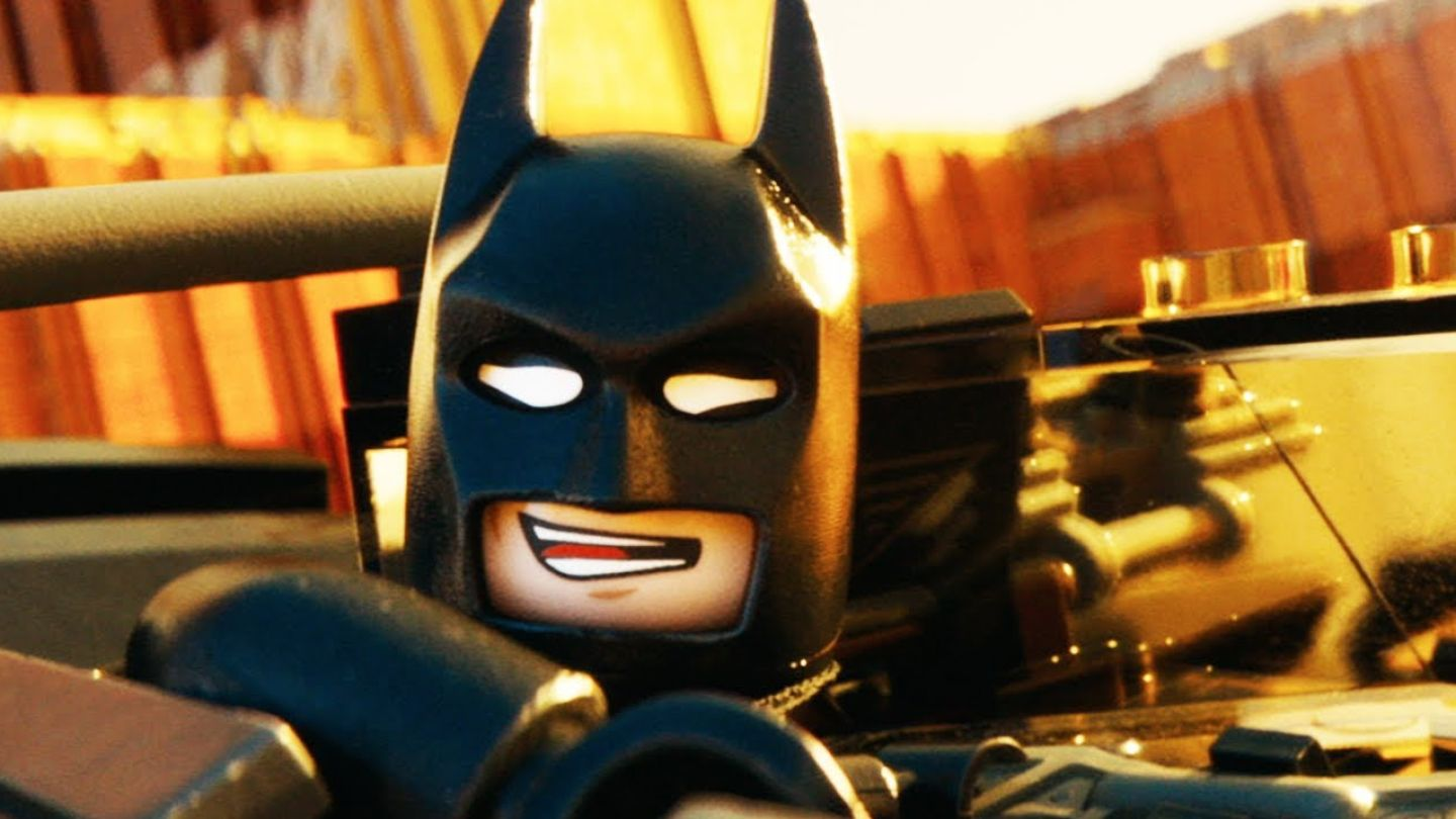 The Lego Movie is getting a sequel, and Lego Batman will get his own movie
