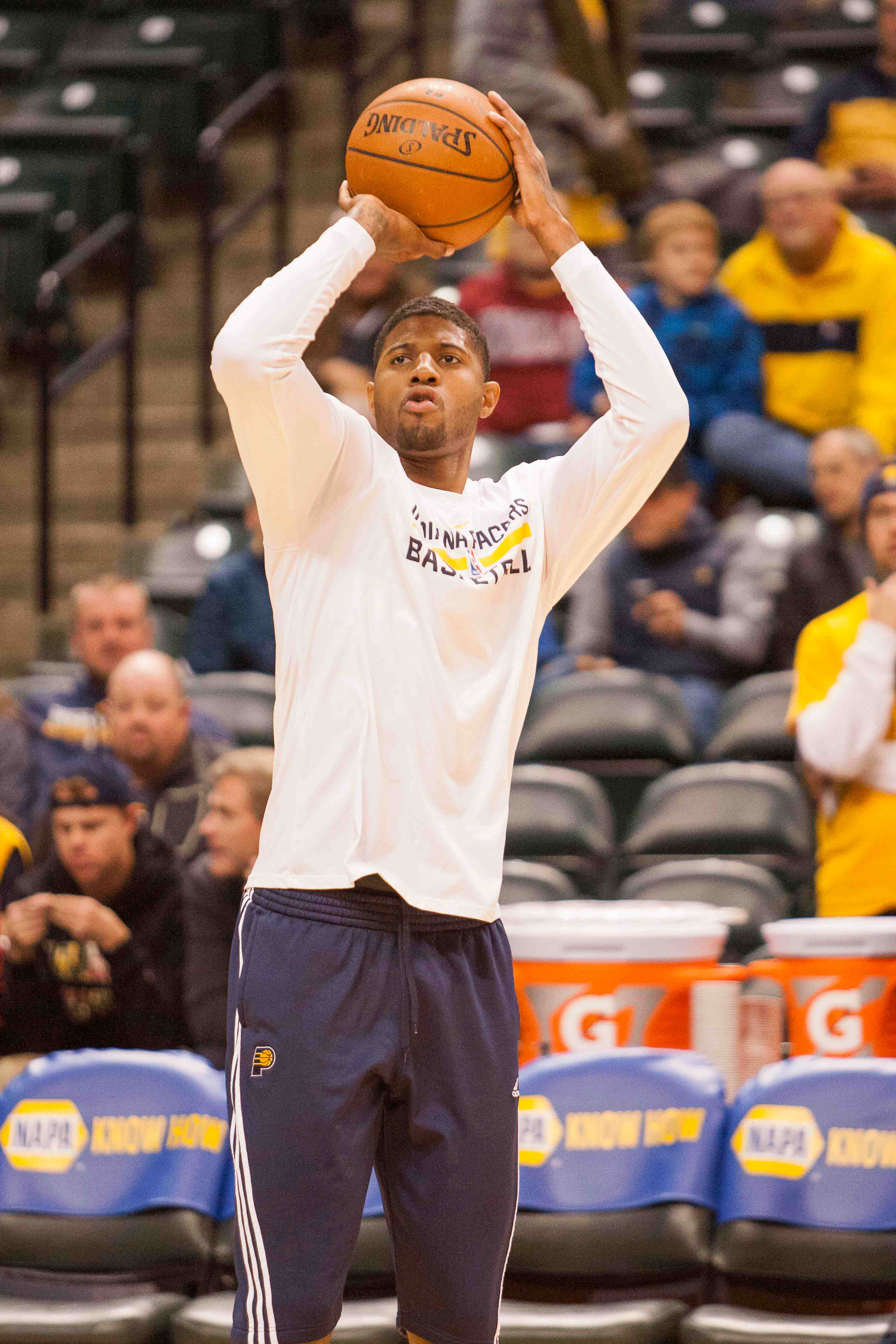 Paul George can lead the Pacers to the playoffs