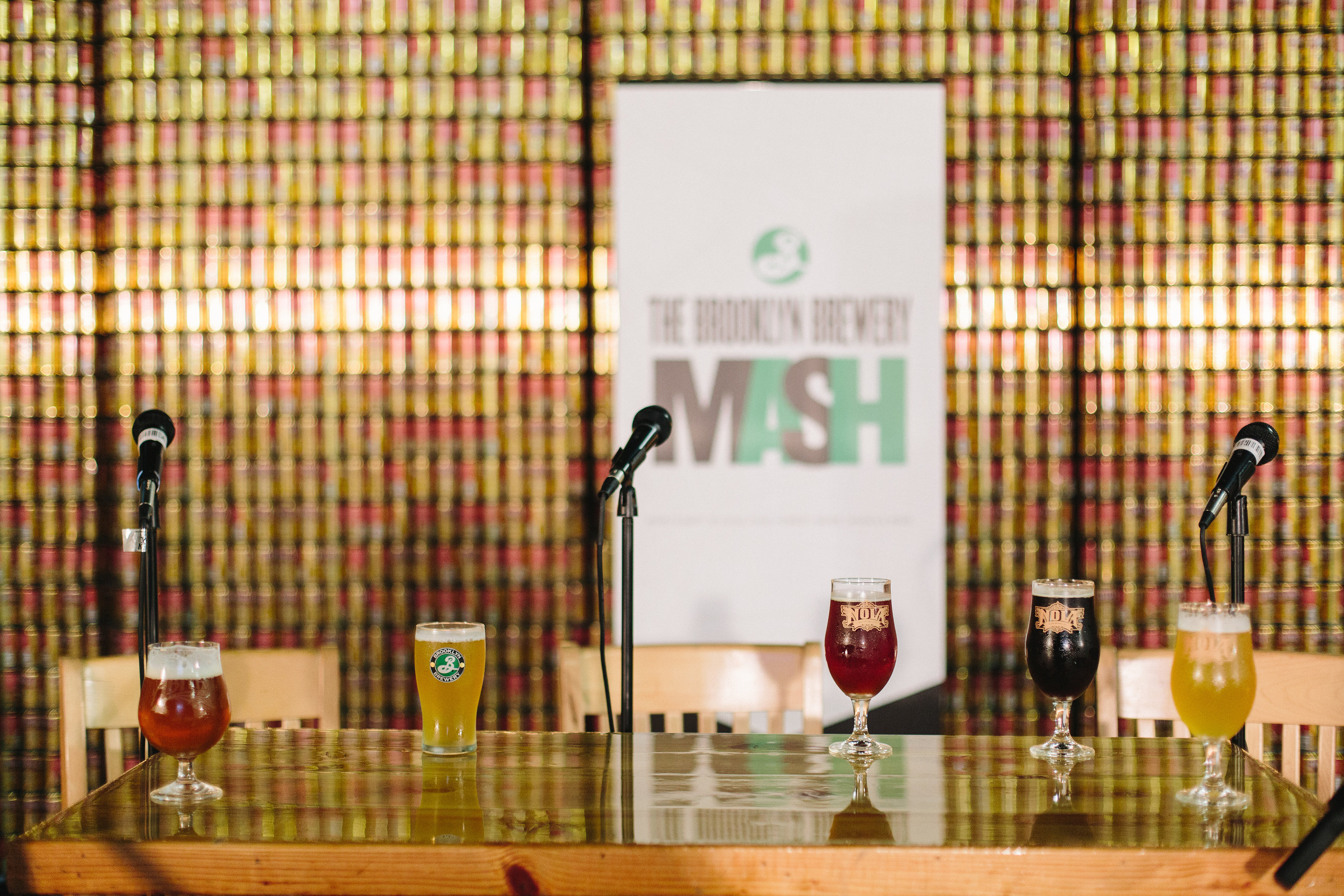 At last year's State of Craft Beer event, this year hosted again by NOLA Brewing.
