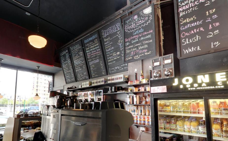 1515 Broadway Cafe.
