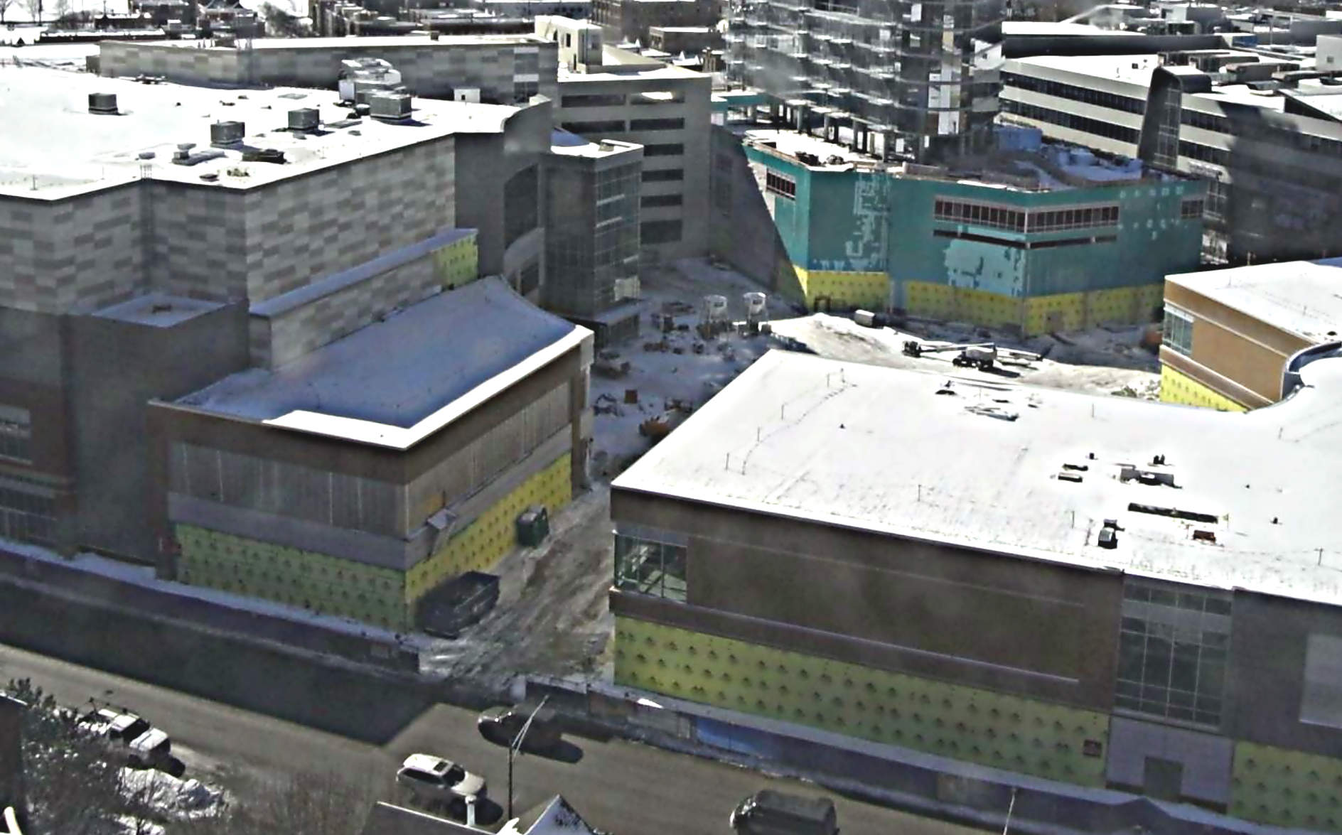 New City Development