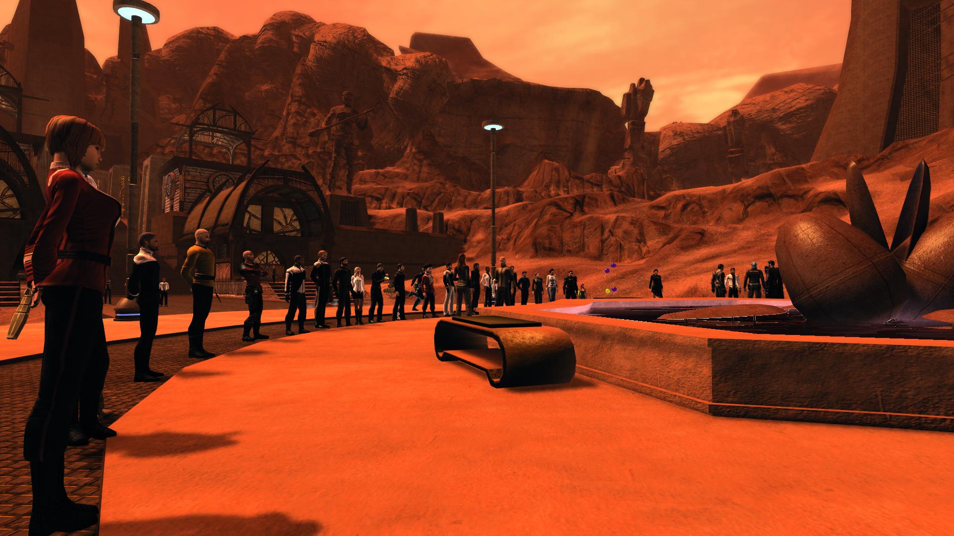 Star Trek Online to create in-game memorial to Leonard Nimoy