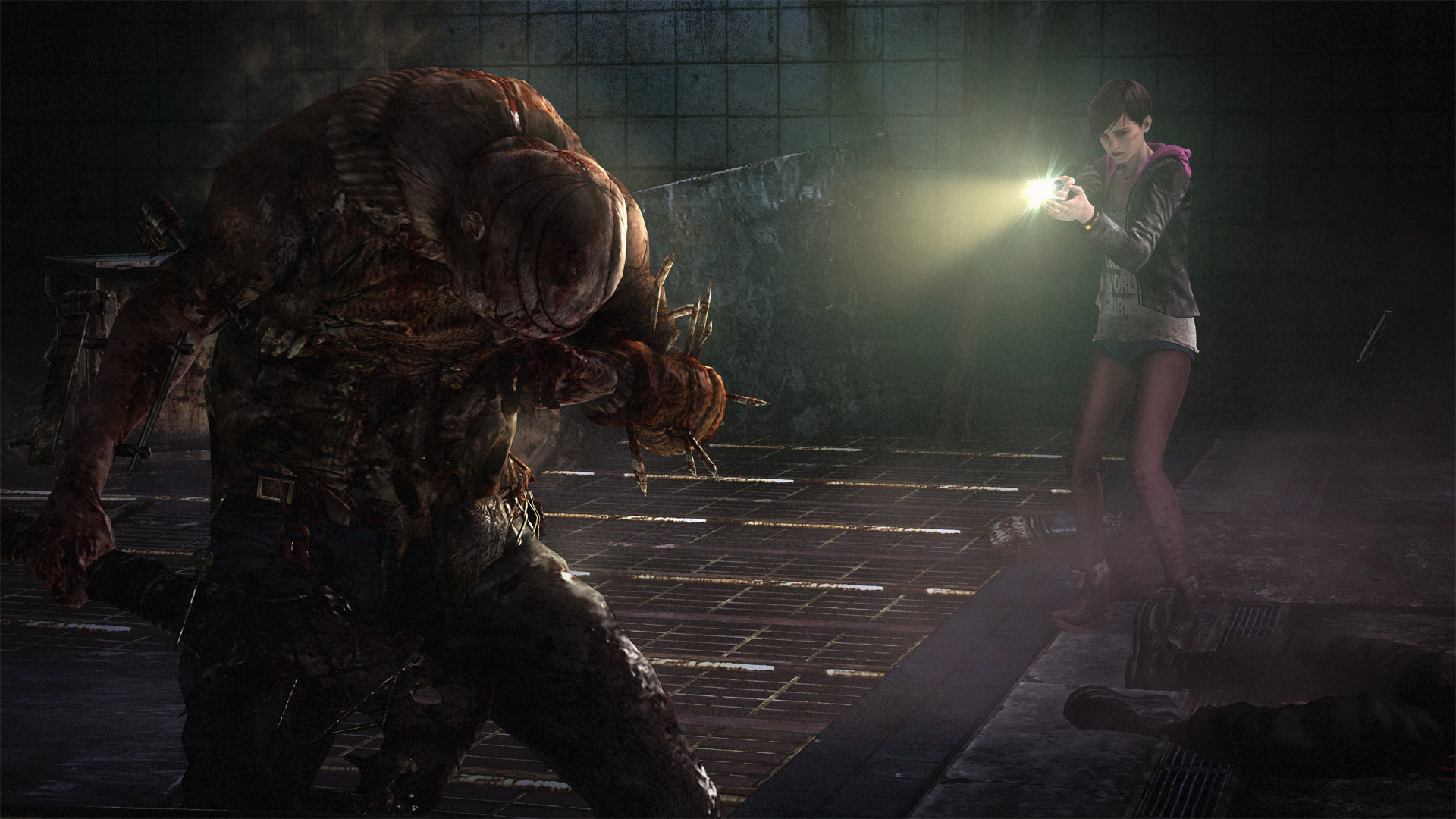 Modder adds mode that Capcom left out of Resident Evil Revelations 2