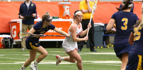 Riley Donahue vs. Canisius