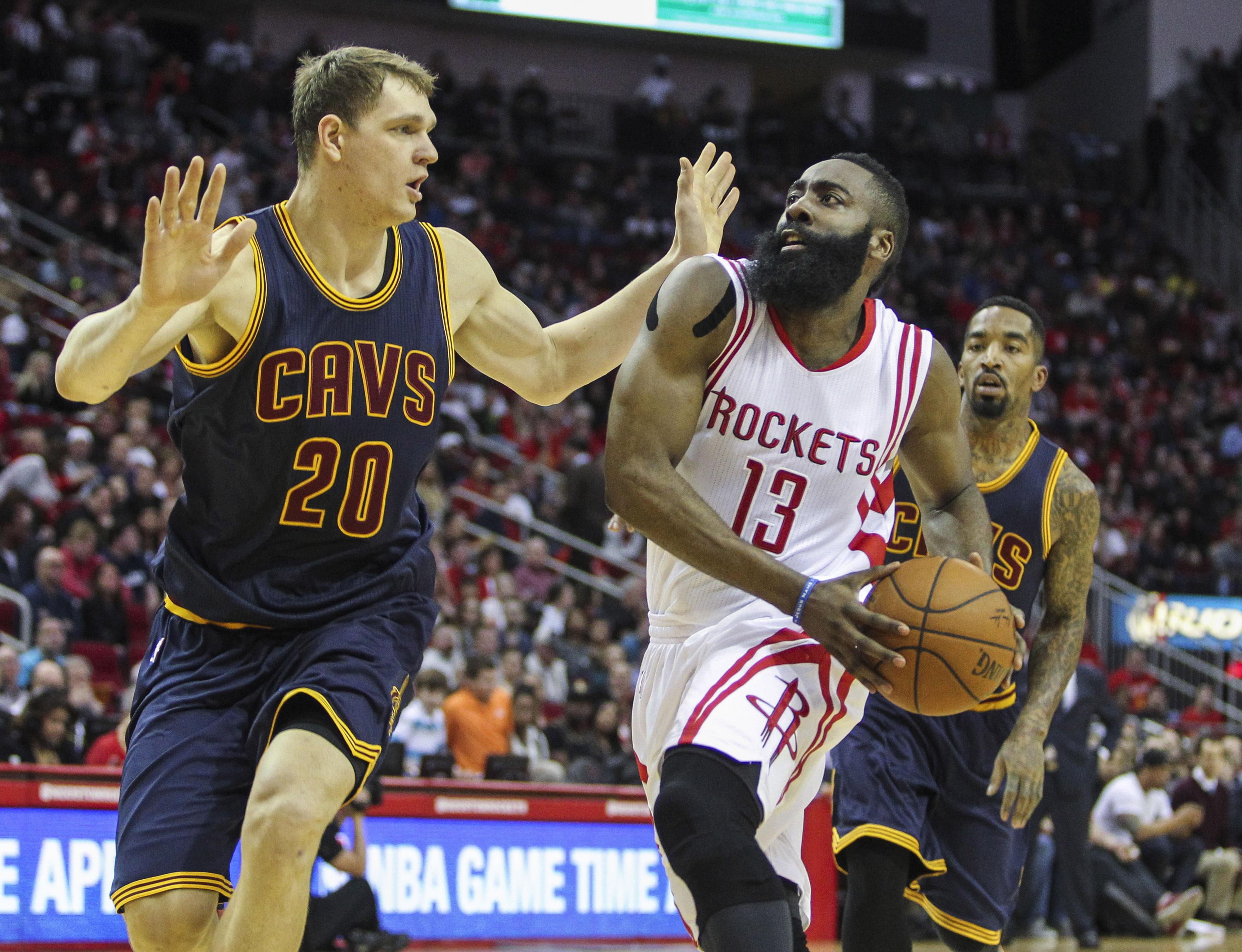 Cavaliers vs. Rockets final score: James Harden tops LeBron James in wild overtime thriller