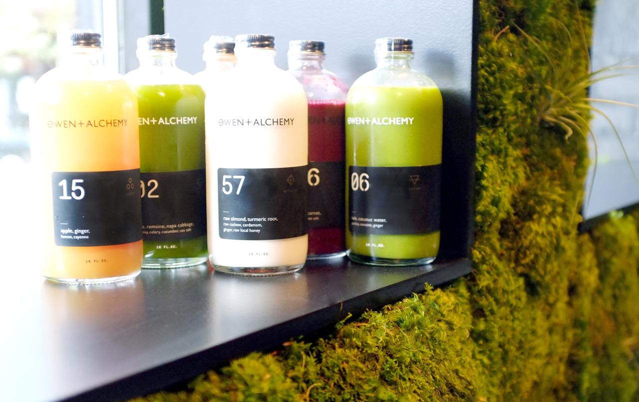 Drinks by Owen + Alchemy.