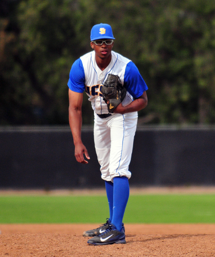 UCSB Right-hander Dillon Tate has generated a ton of helium so far this spring