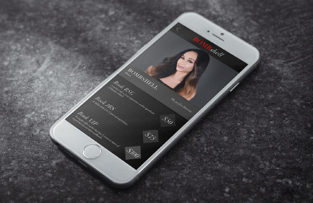 Photos: The Glam App