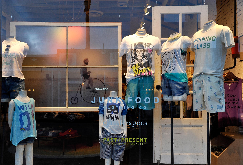 Photo: Junk Food Clothing