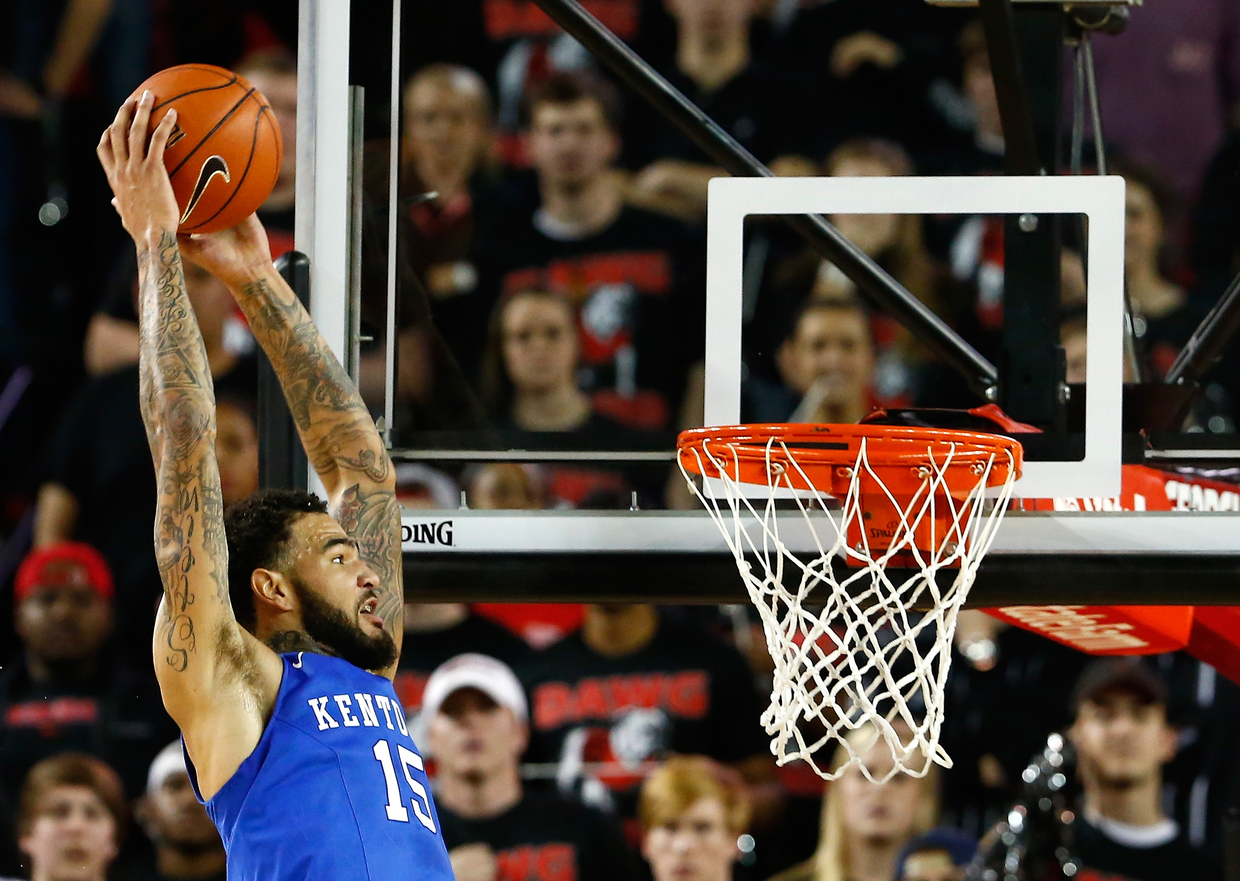 Kentucky vs. Georgia final score: Wildcats survive again, remain undefeated