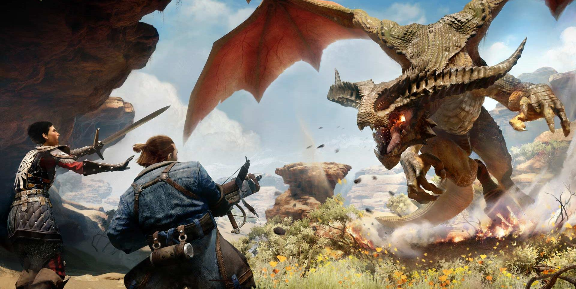 Dragon Age writer David Gaider is working on a secret project for BioWare