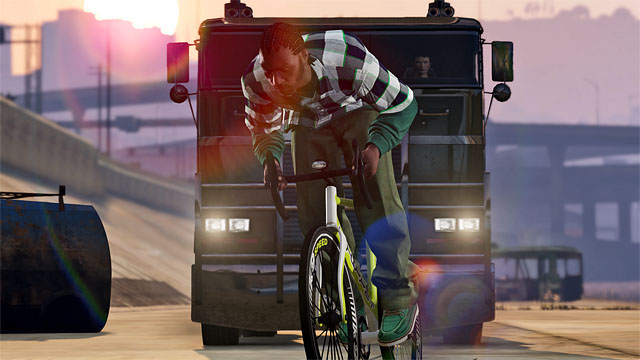Three new PvP modes coming to Grand Theft Auto Online (correction)