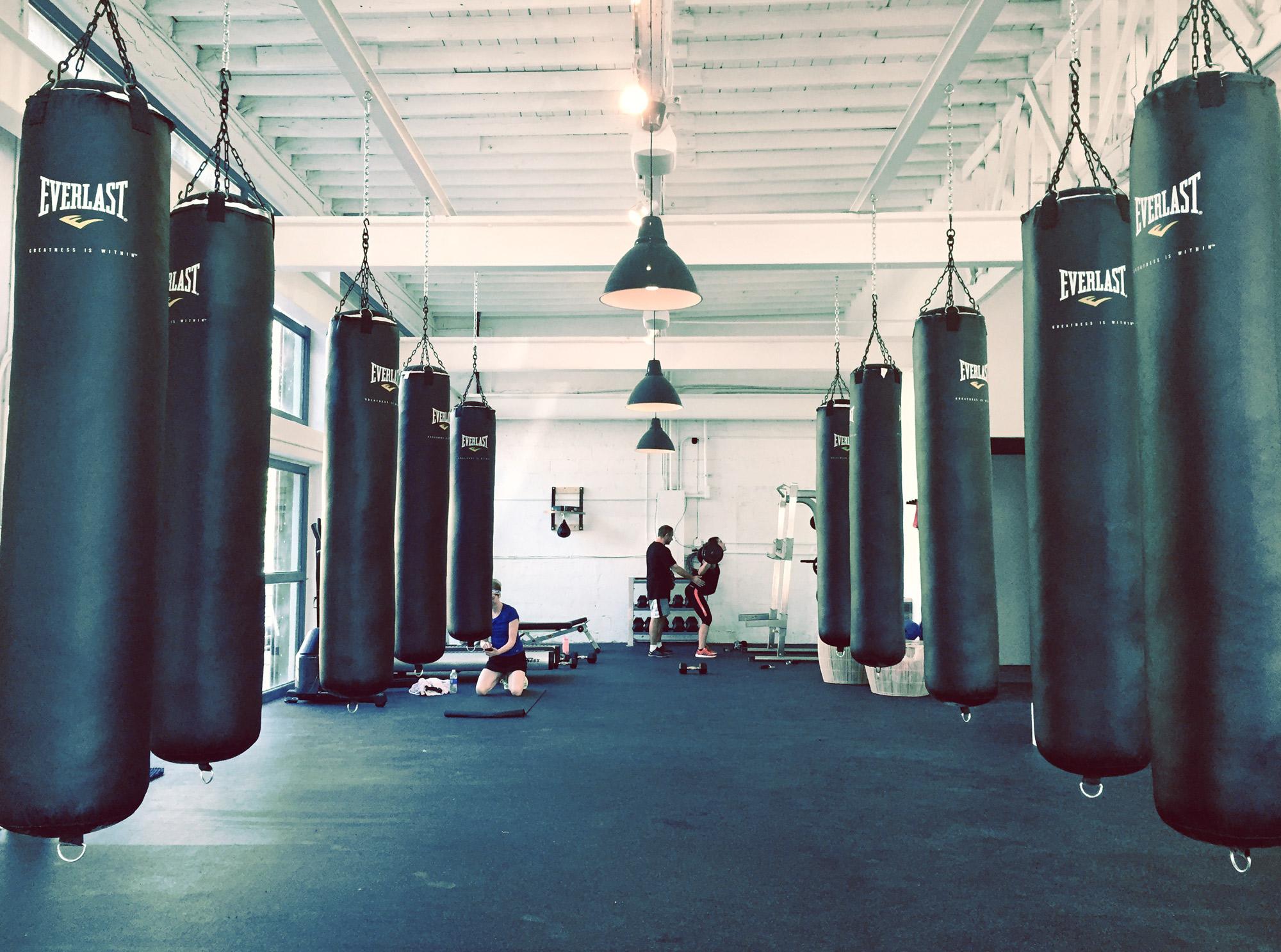 Mickey Demos Boxing & Fitness