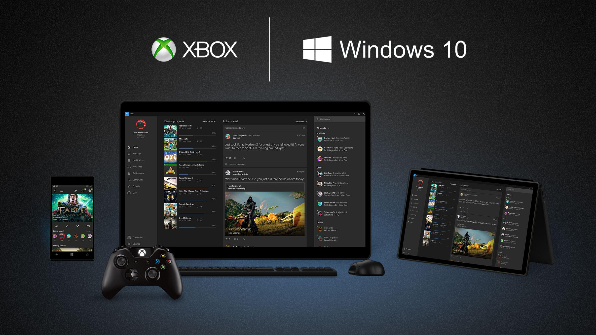 Here's what you need to know about streaming Xbox One games to PC and tablet