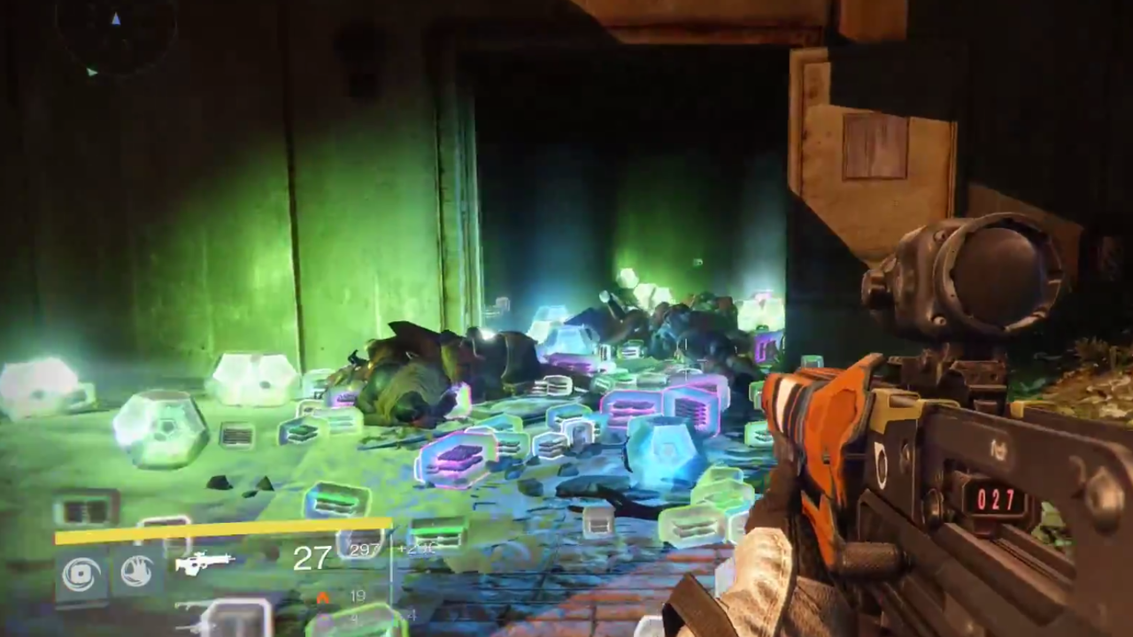 Bungie knew about Destiny's Loot Cave, it just didn't think you'd care about it