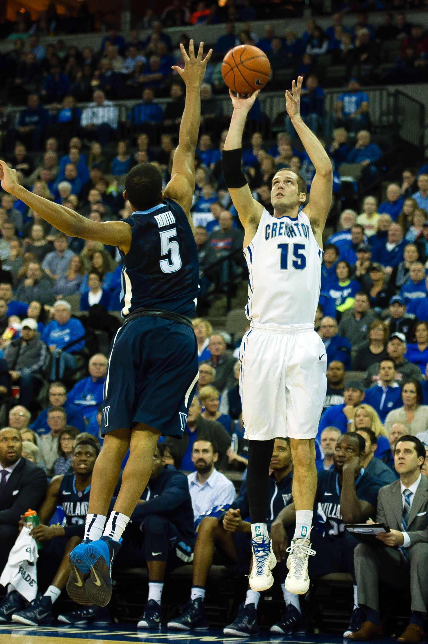 Too much of this come Saturday and Xavier is in deep trouble.