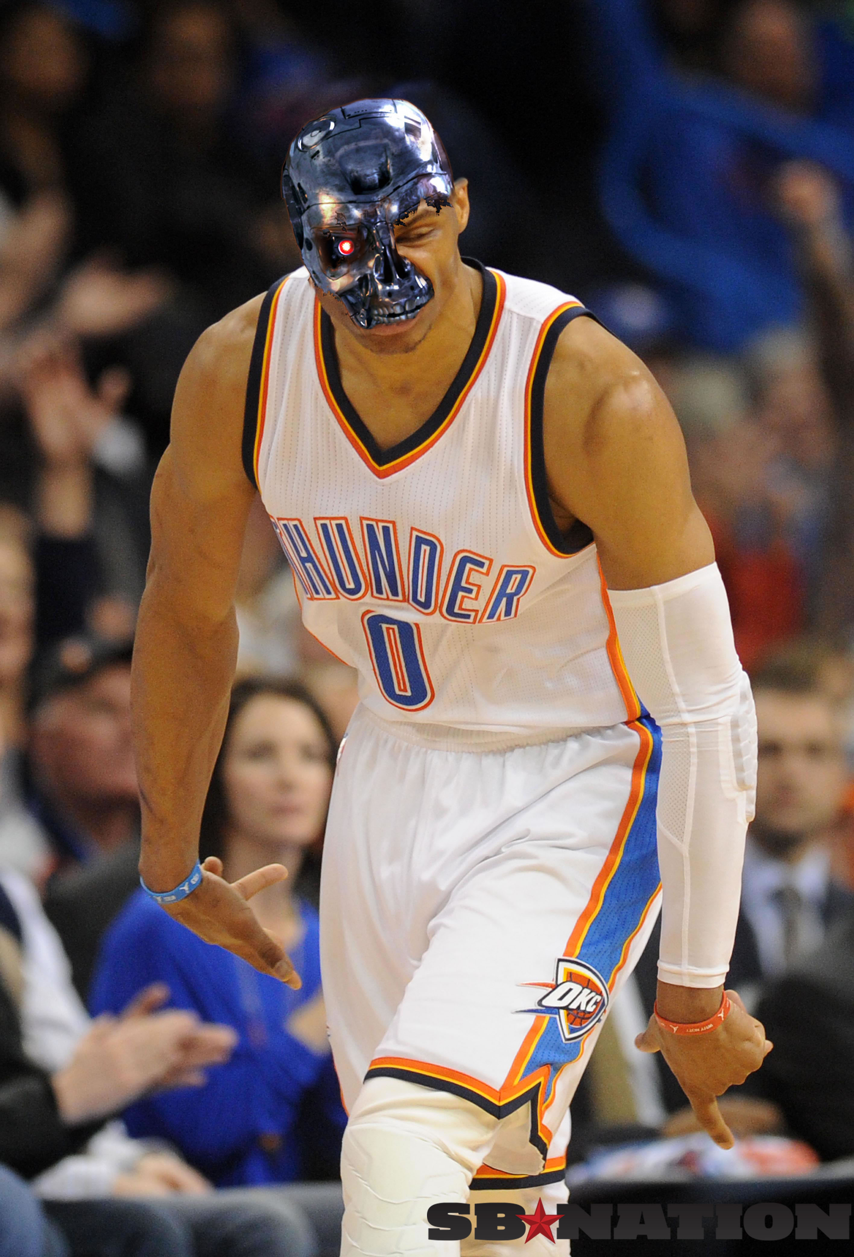 The rise of Russell Westbrook, NBA Terminator