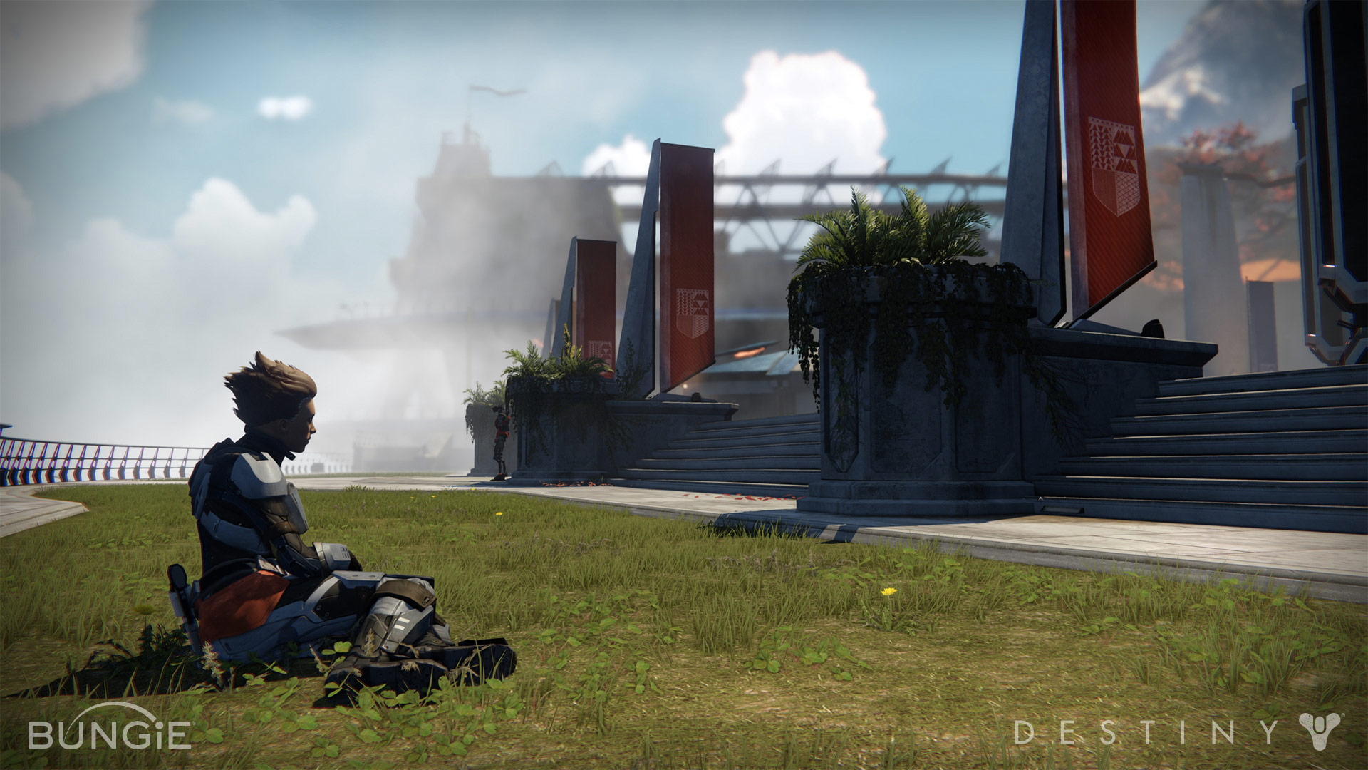 How Bungie made Destiny's Tower 'feel like home' to international players