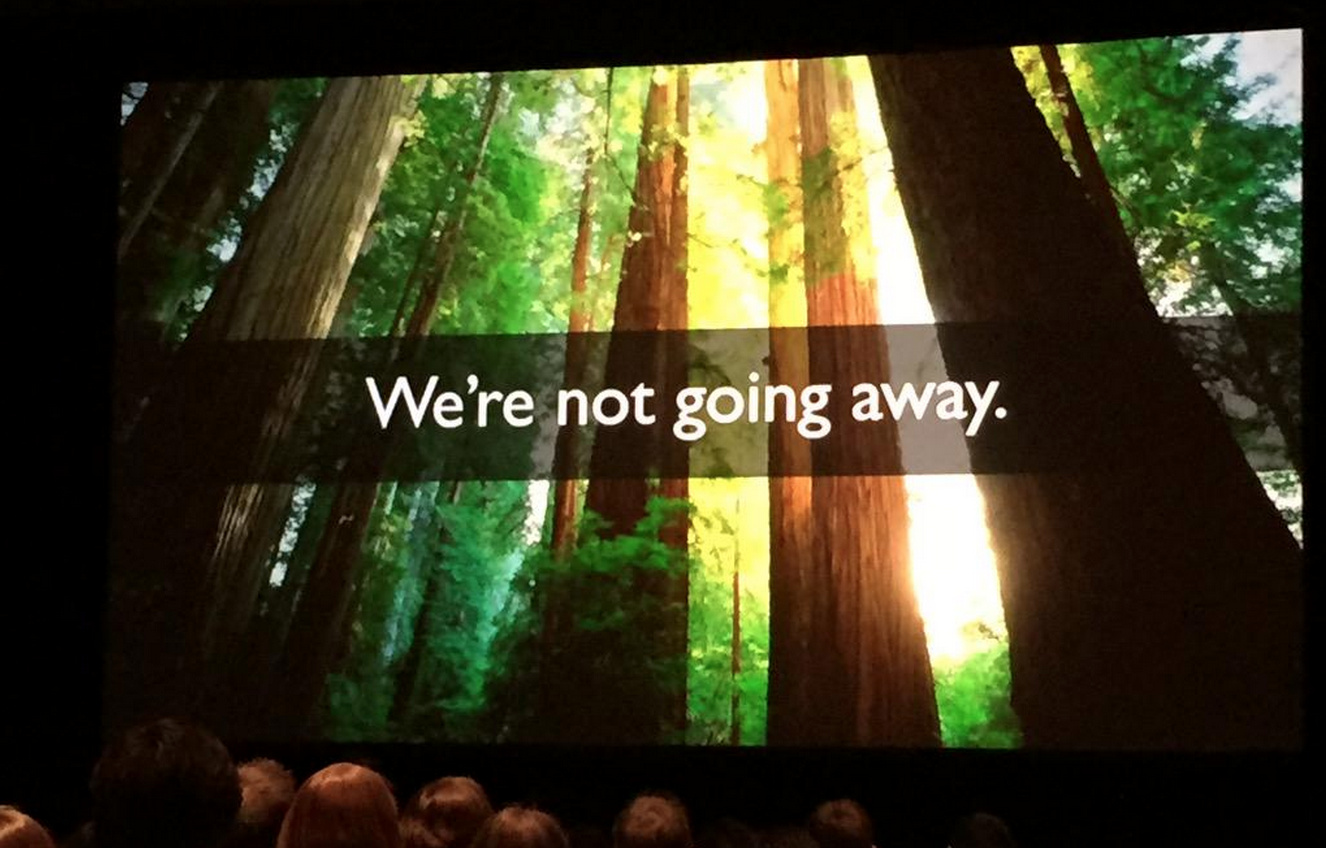 The most vital, emotional panel at GDC was #1ReasonToBe