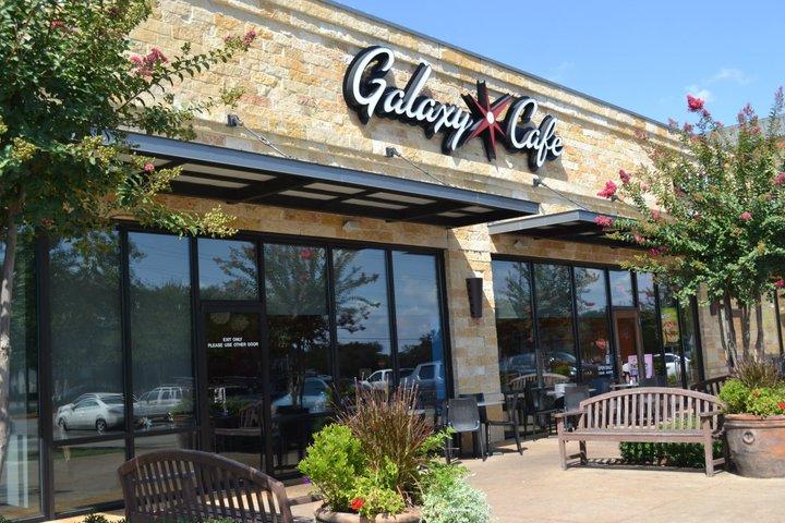 The original Galaxy Cafe on Brodie Lane