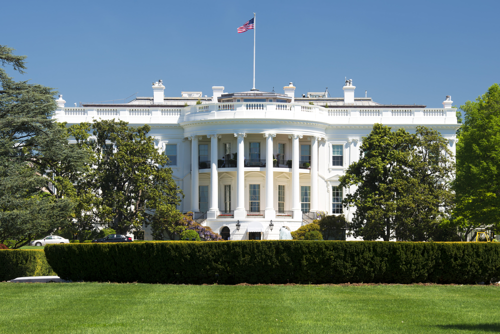 Food Cart Fire Triggers Brief Lockdown at the White House