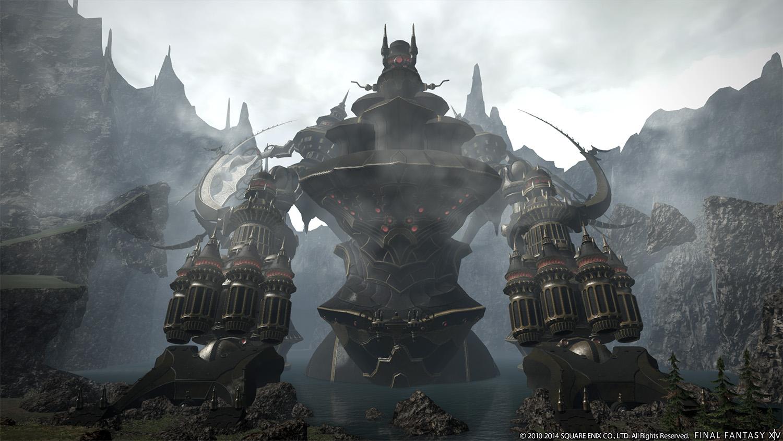 For Final Fantasy 14 director Naoki Yoshida, only one direction to go: Heavensward