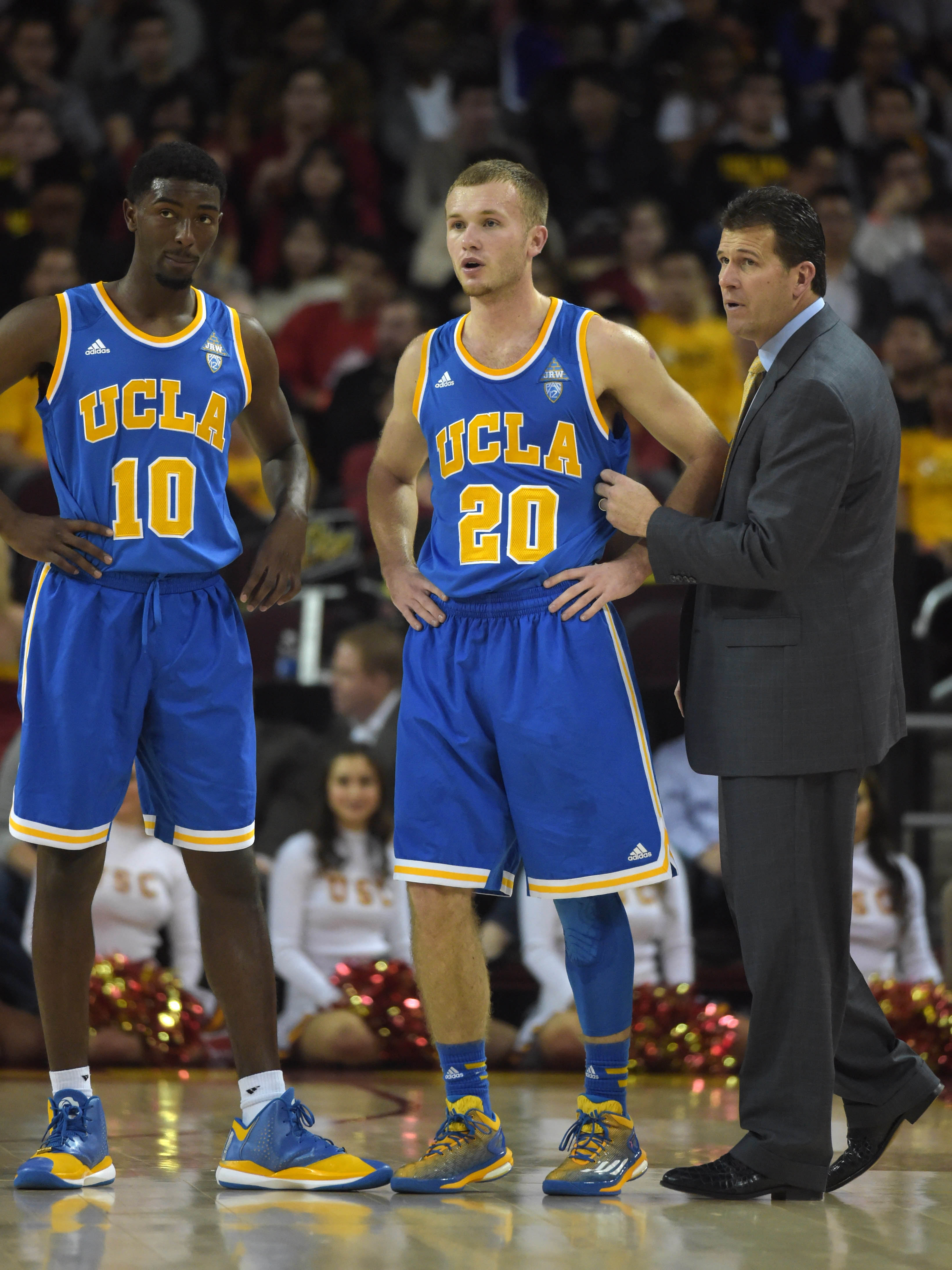 How Steve Alford deals with these two will determine how far UCLA goes