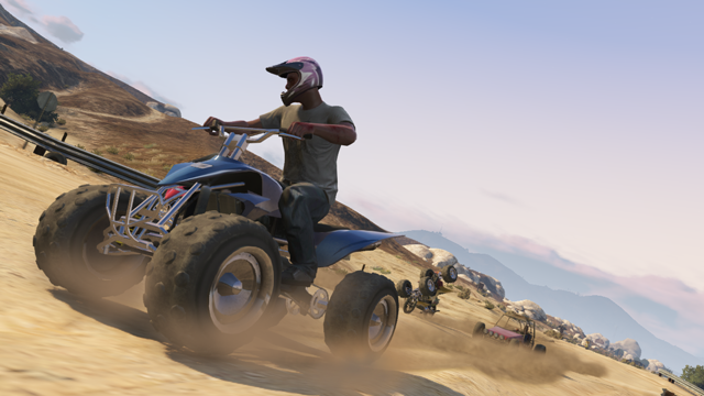 GTA Online's Heists update is a 4.8GB download on Xbox One