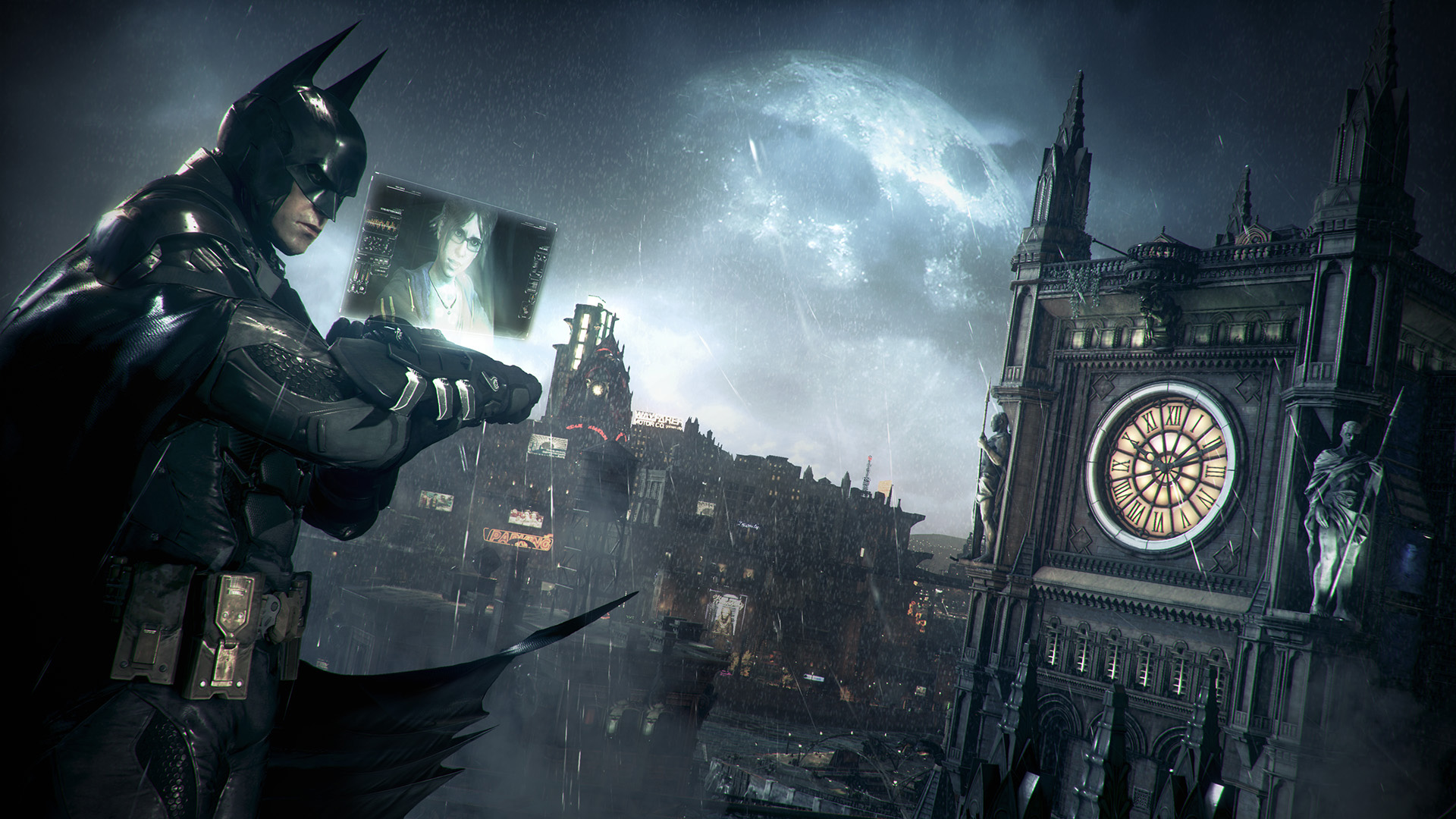 ESRB explains why Arkham Knight is Batman's first M-rated game
