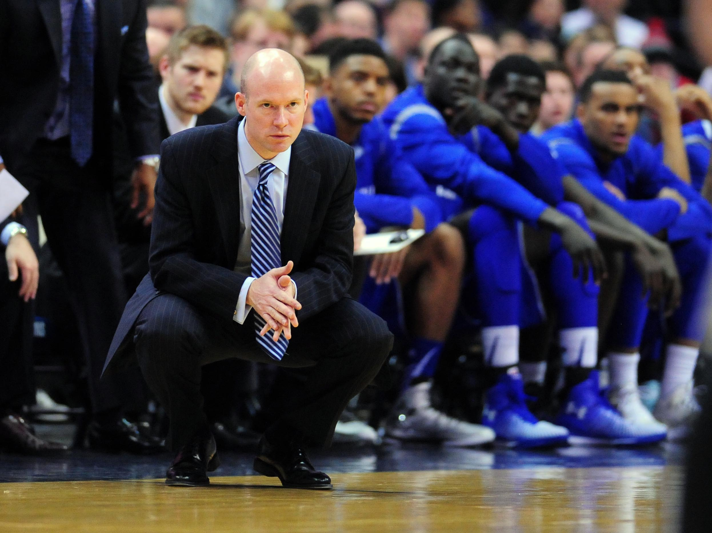 Seton Hall would be in decent shape if they beat Marquette on Wednesday, but may need help.
