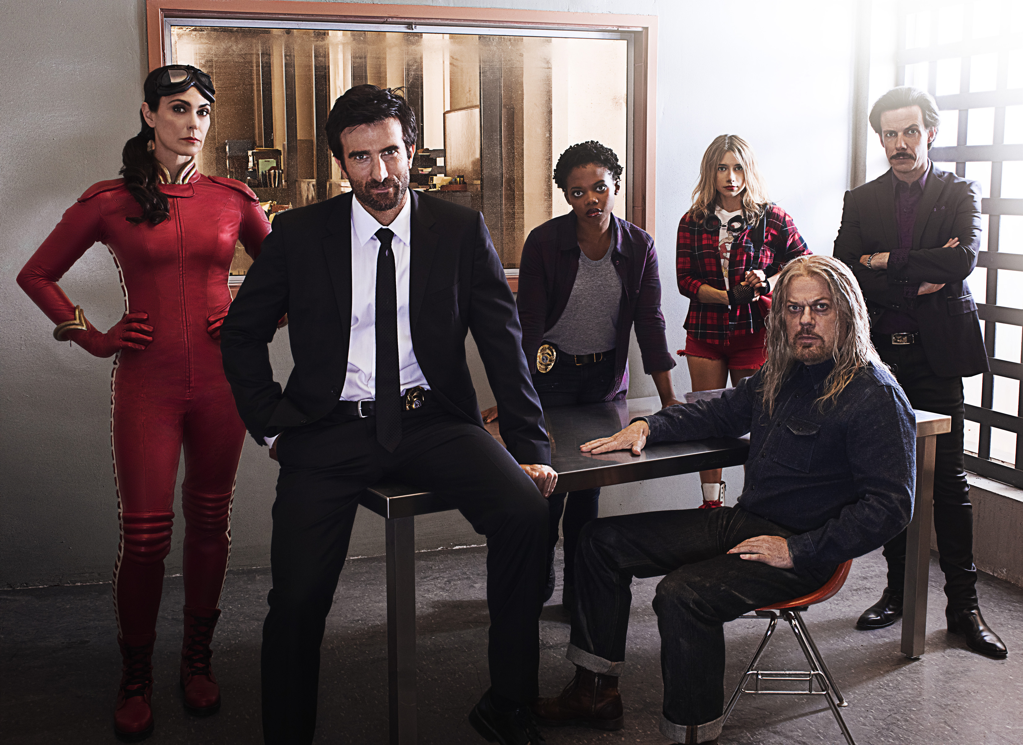 Powers review: PSN's first scripted TV series flies past a shaky start
