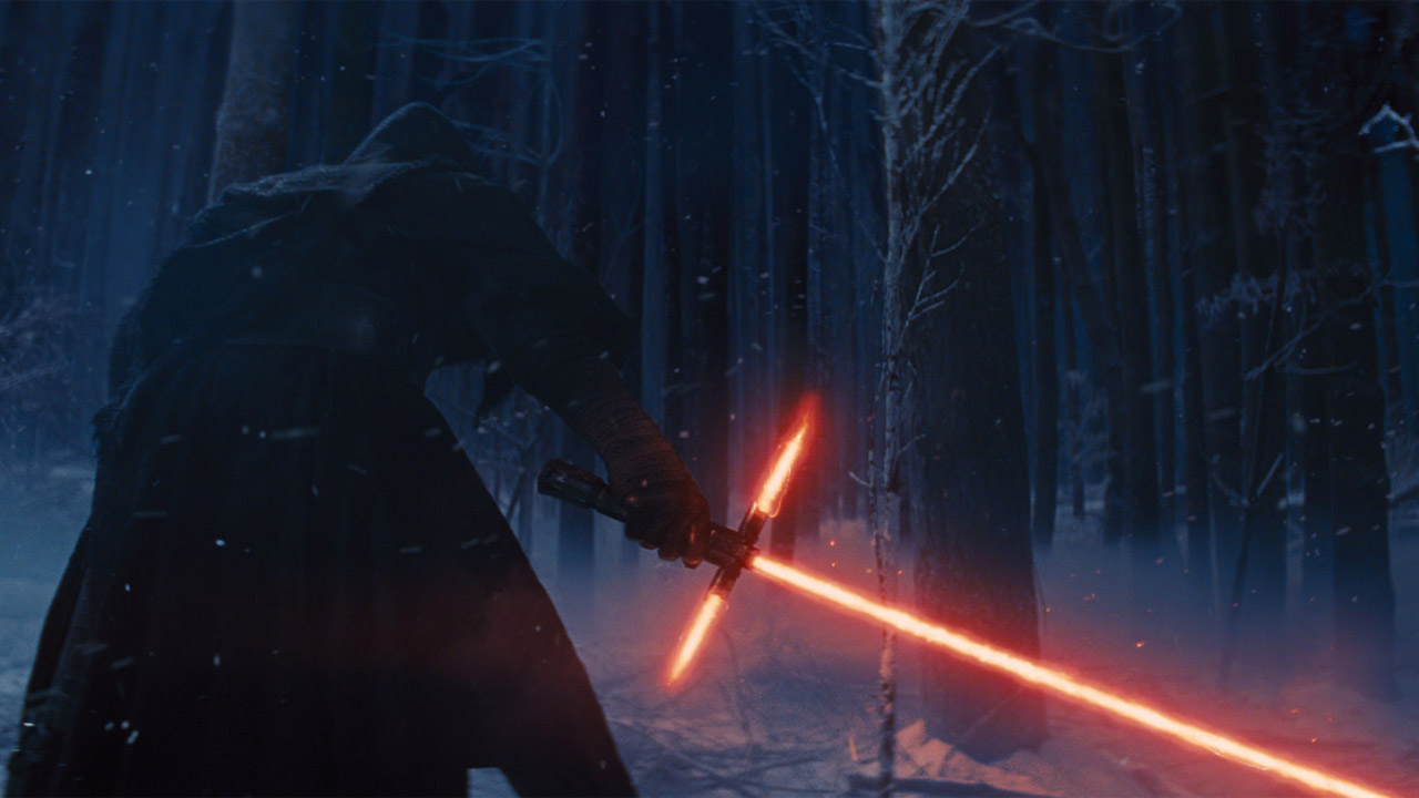 Star Wars novel offers a crystal clear explanation for the wild new lightsaber