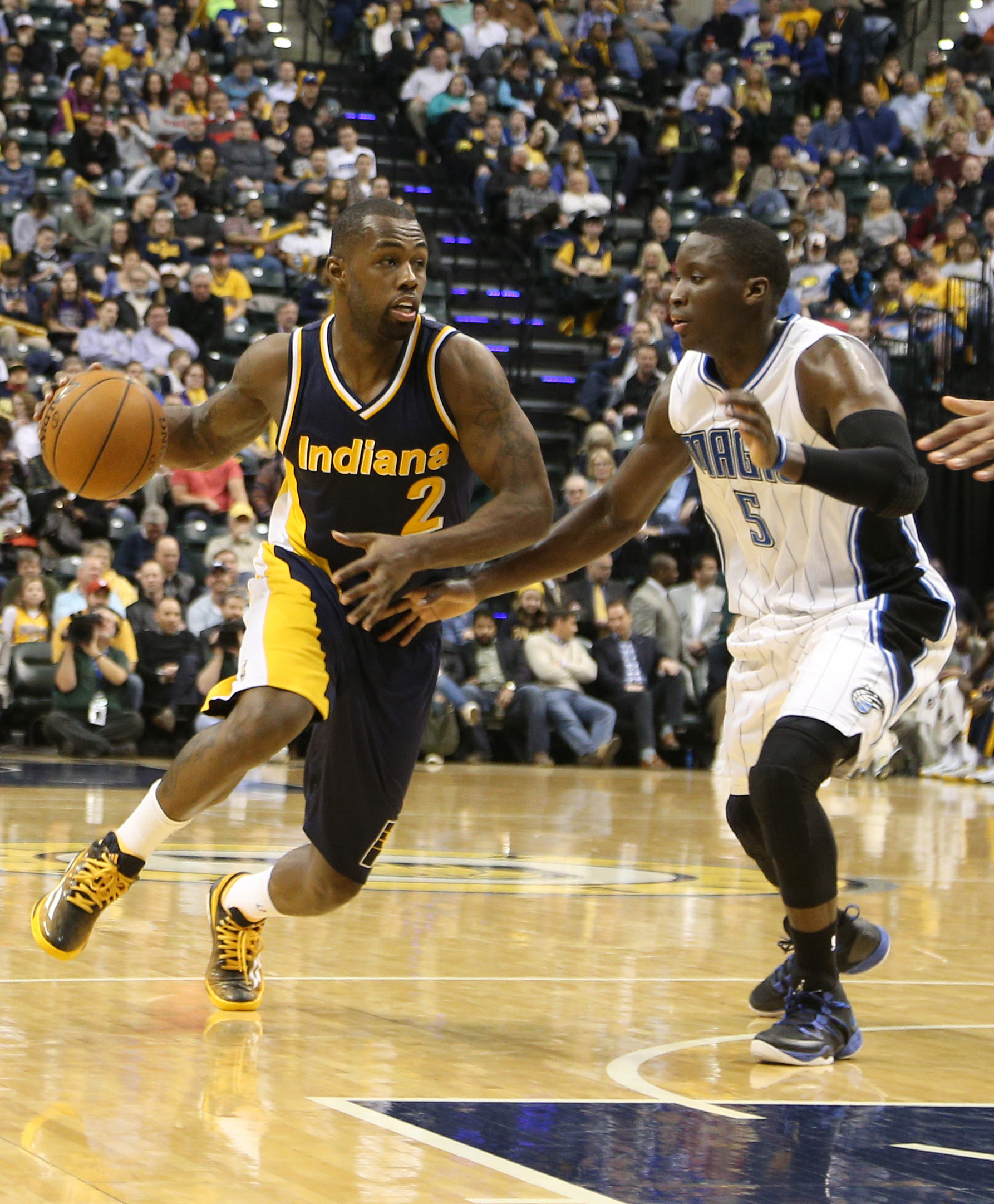 2015 NBA scores: Rodney Stuckey's 34 points leads Pacers to 6th straight win