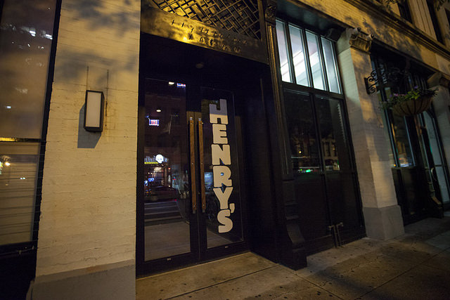 Henry's Swing Club